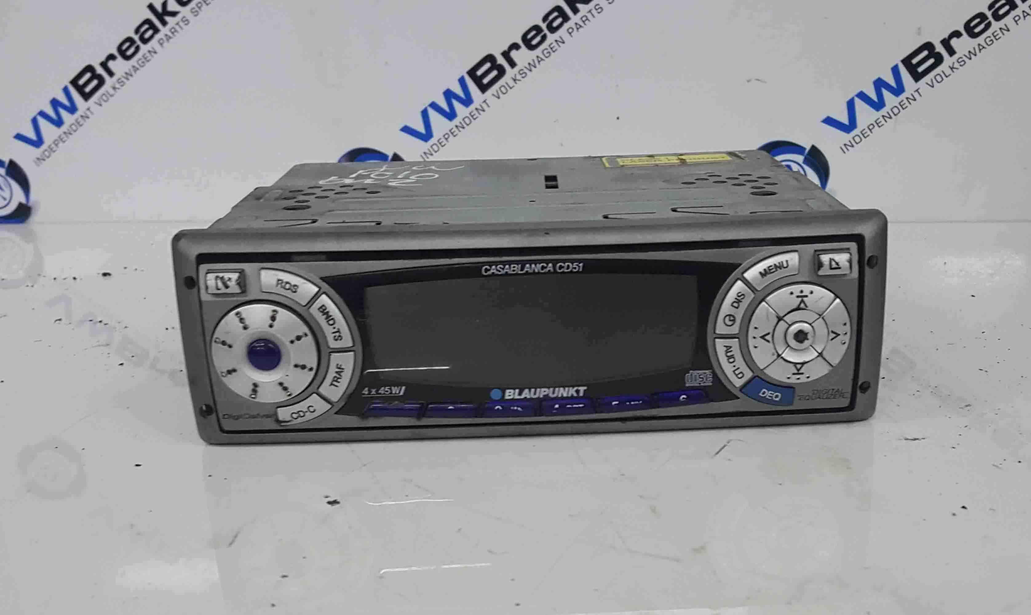 Casablanca Radio Cd Player 641290310