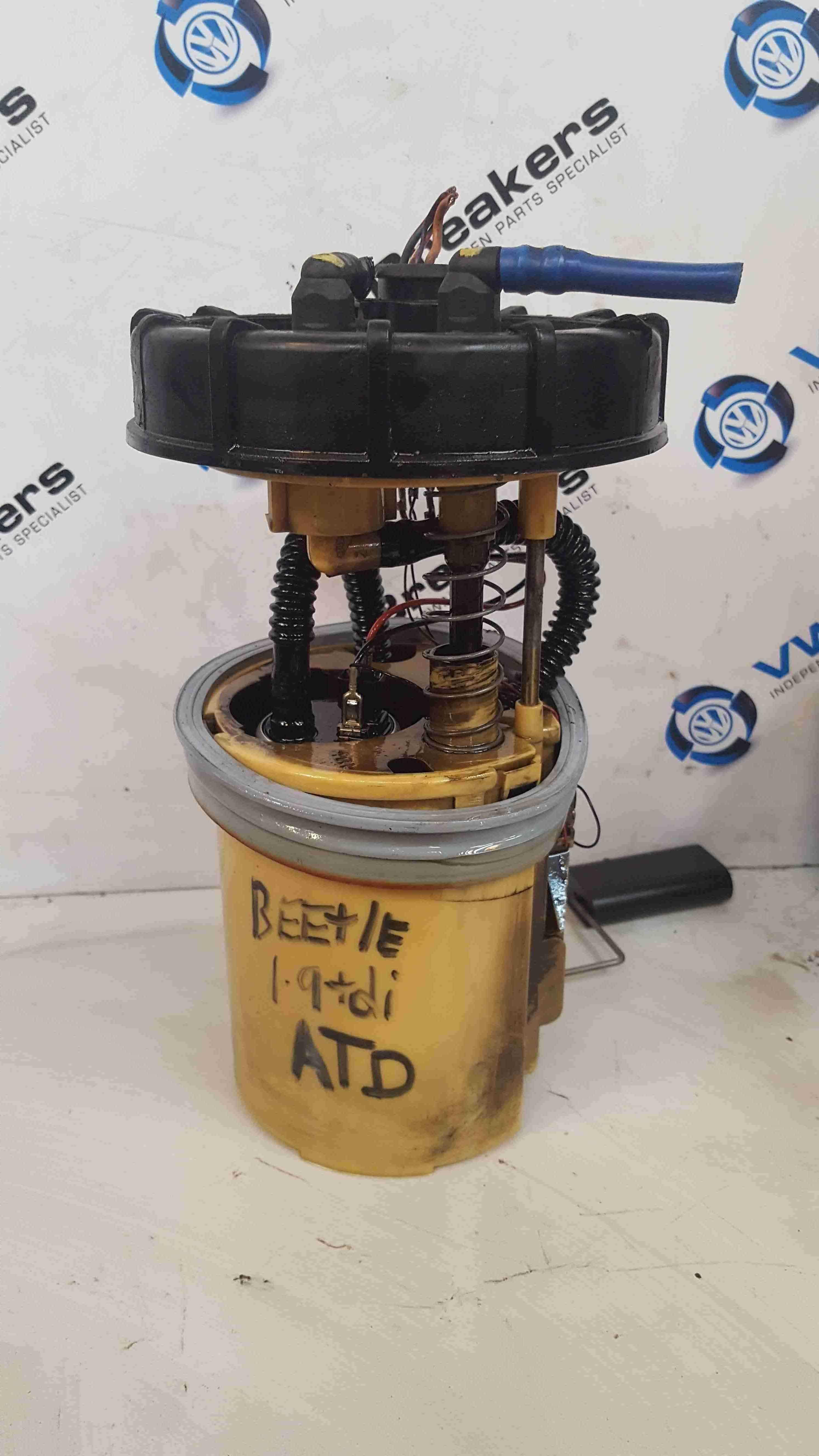 Volkswagen Beetle 1999-2006 1.9 TDi Fuel Sender Unit Pump