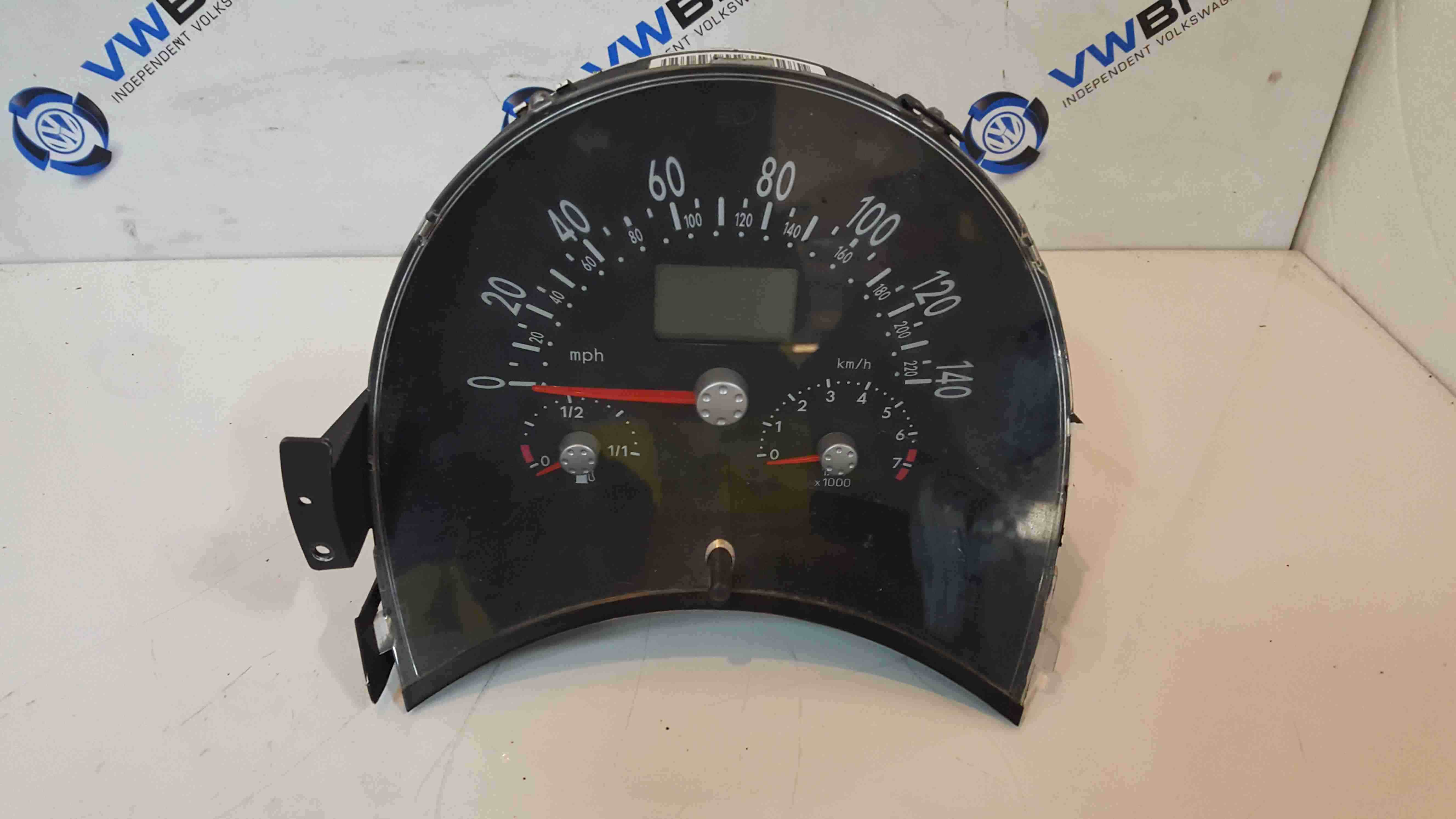 Volkswagen Beetle 1999-2006 Instrument Panel Dials Clocks 1C0920940L