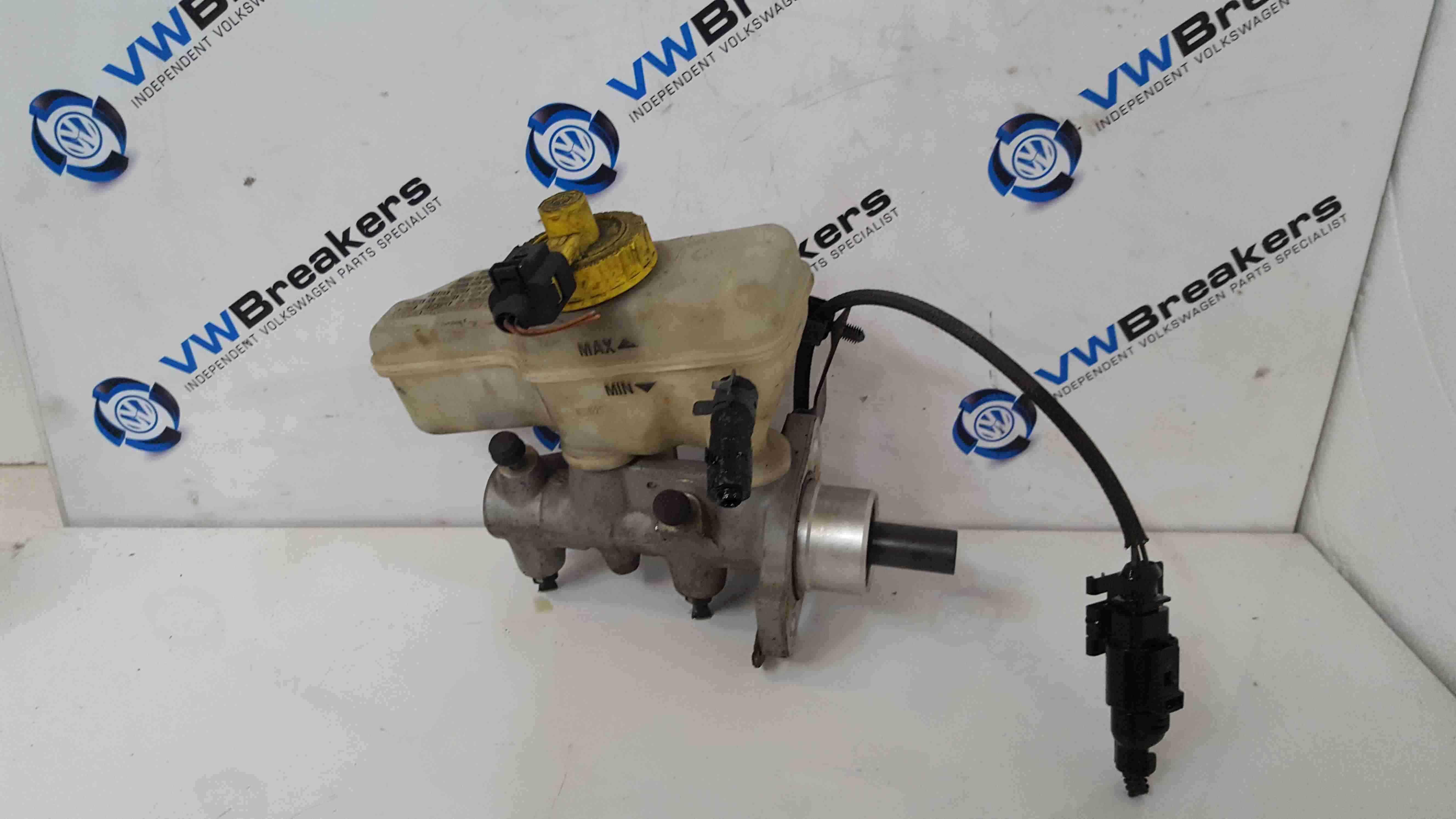 Volkswagen Beetle 2002-2006 1.6 8v Brake Master Cylinder