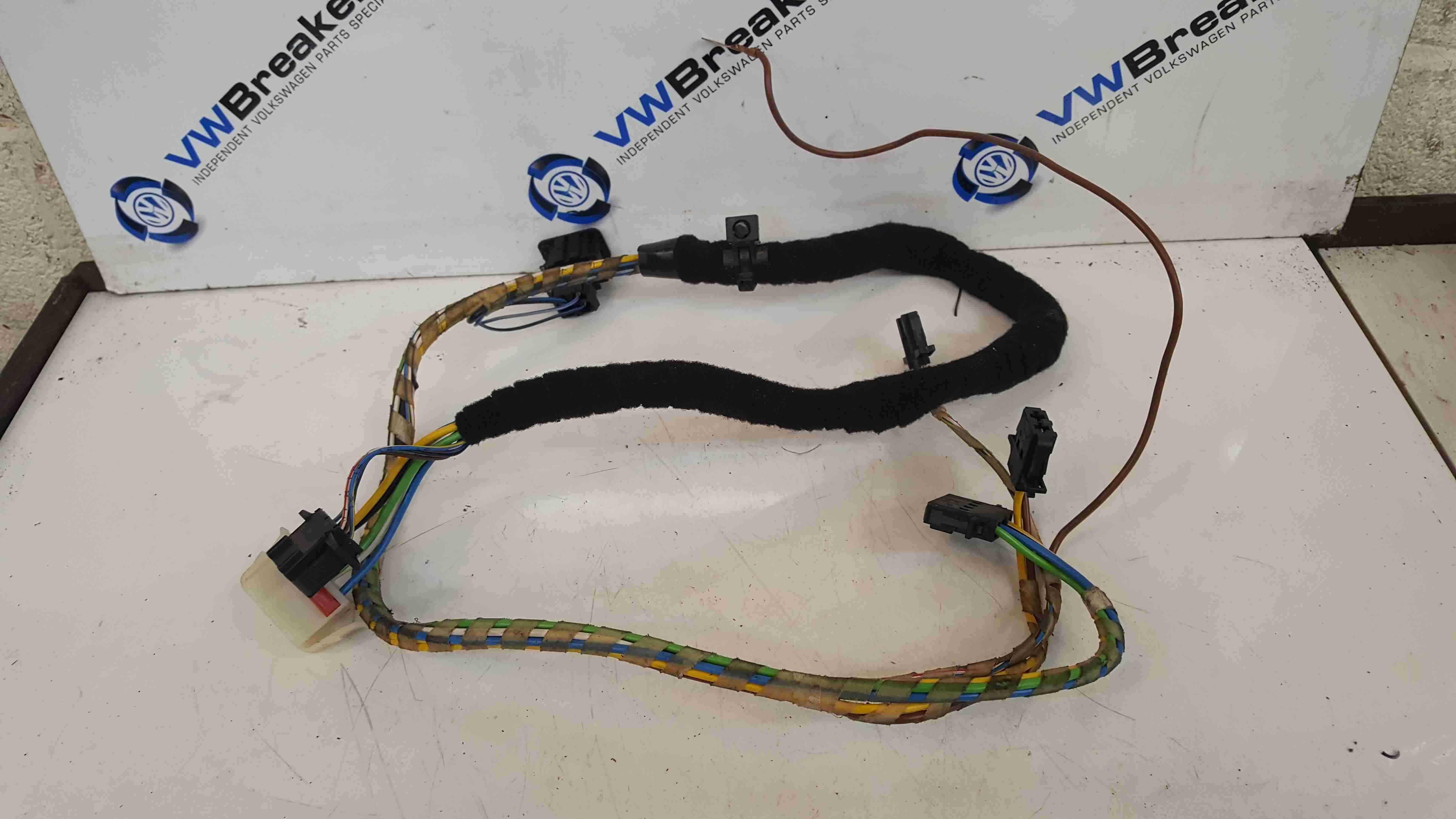 Volkswagen Beetle 2002-2006 Wiring Loom Harness 1J0972724