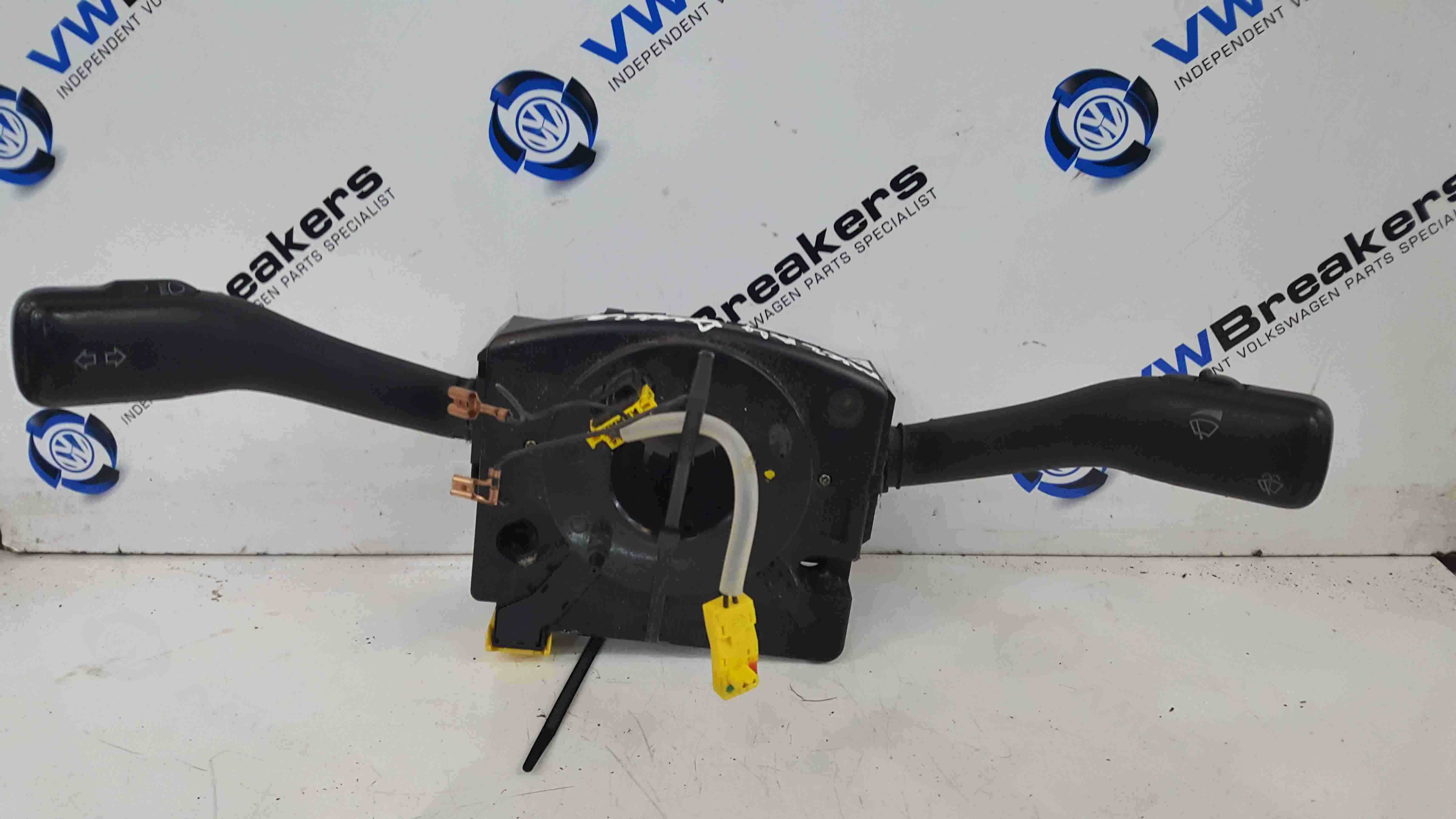 Volkswagen Beetle Convertible 2002-2006 Clock Spring Squib Stalks Angle Sensor