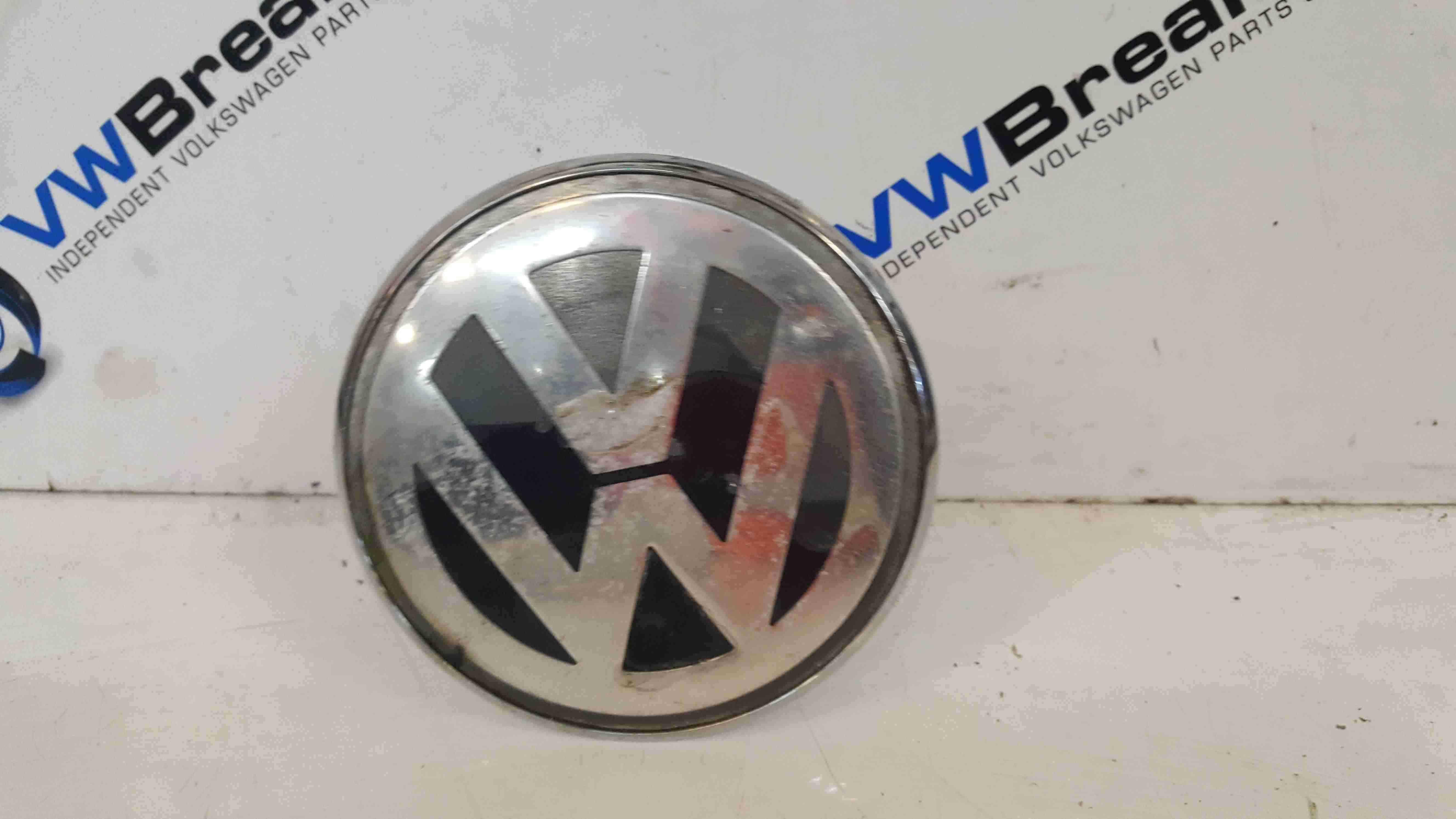 Volkswagen Beetle Convertible 2002-2006 Rear Boot Lock Badge 1Y0827469A