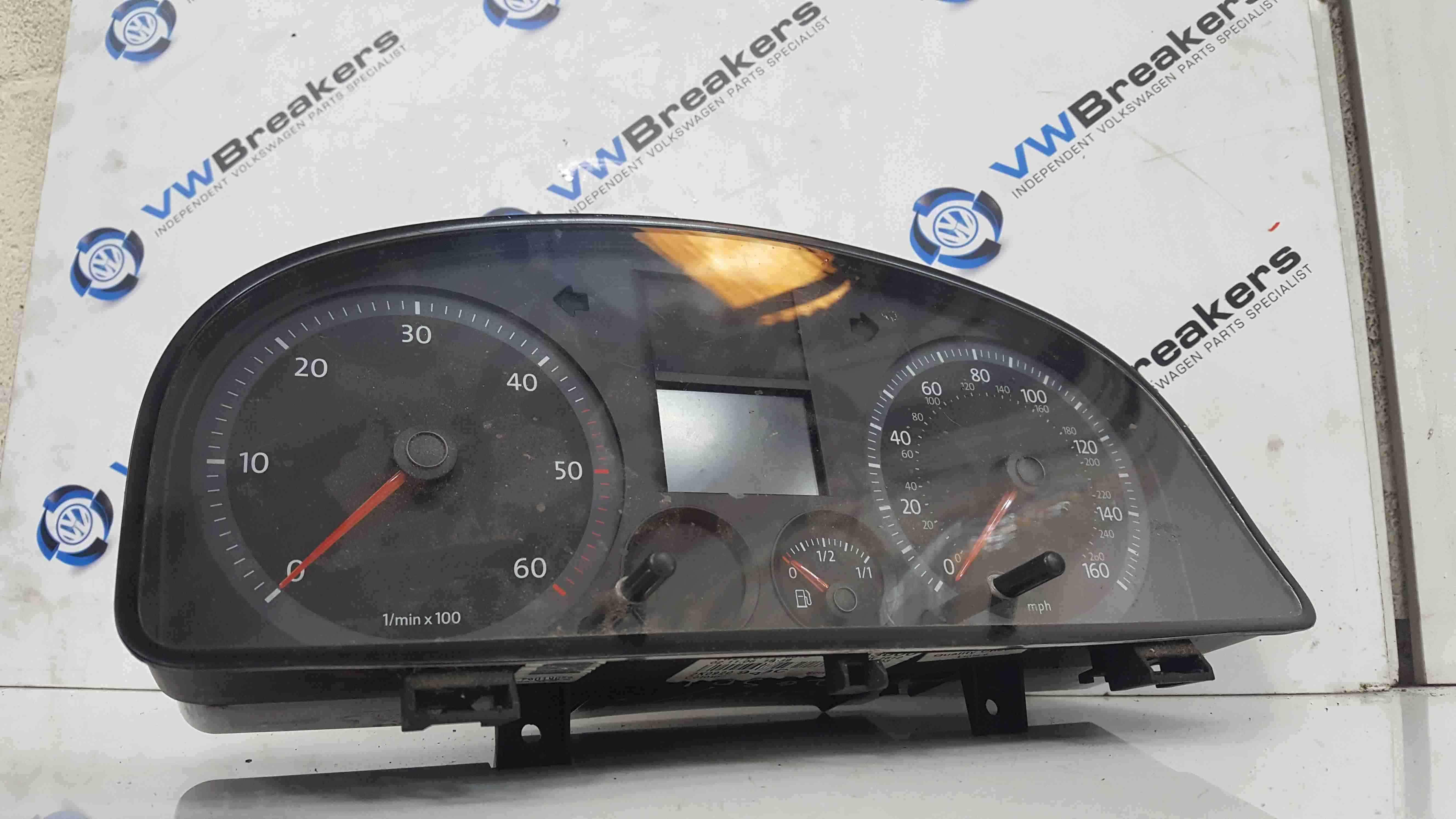 Volkswagen Caddy 2004-2010 Instrument Panel Dials Gauges Clocks 2K0920943C