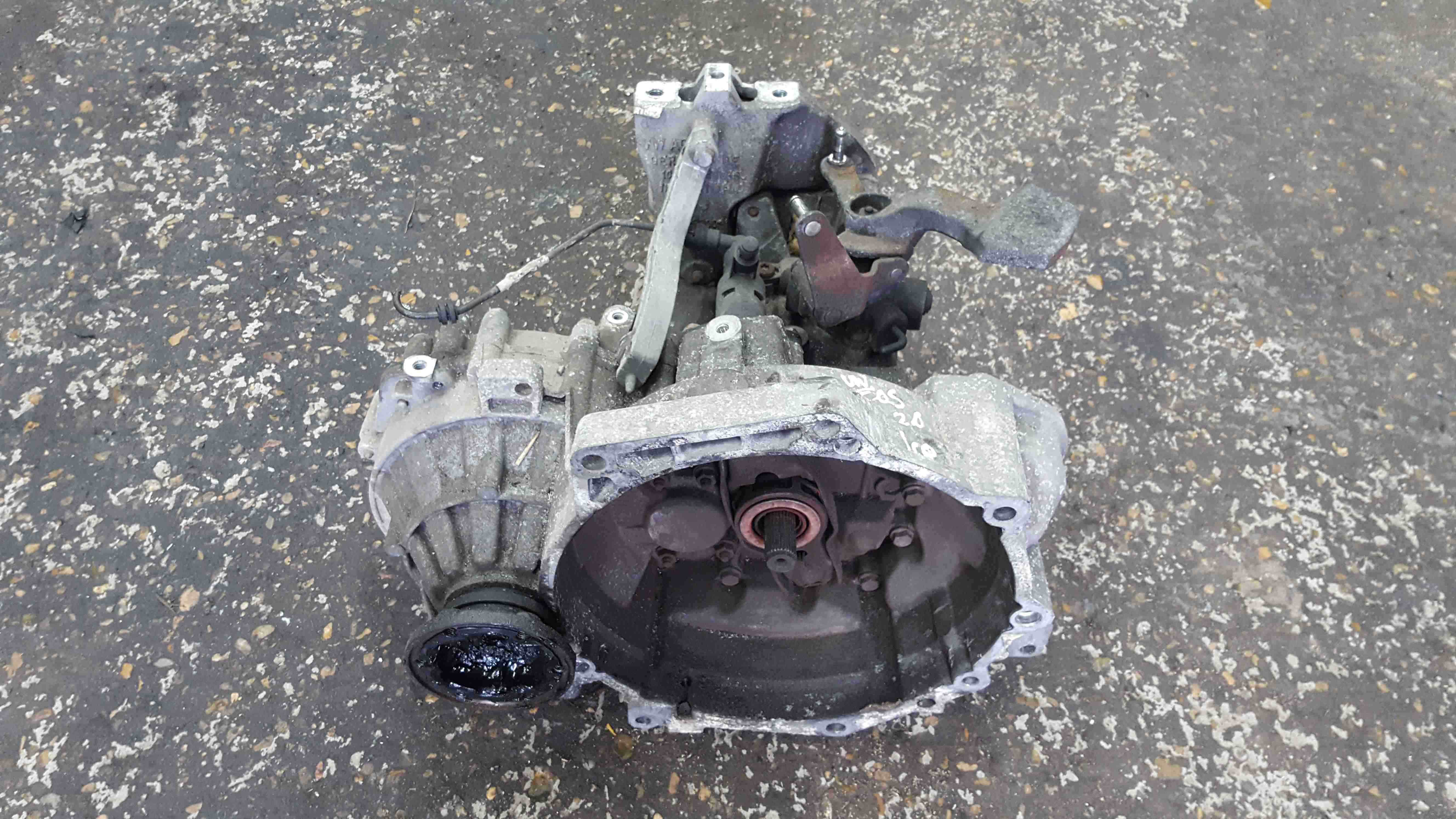 Volkswagen EOS 2006-2015 2.0 FSi 6 Speed Manual Gearbox JCP