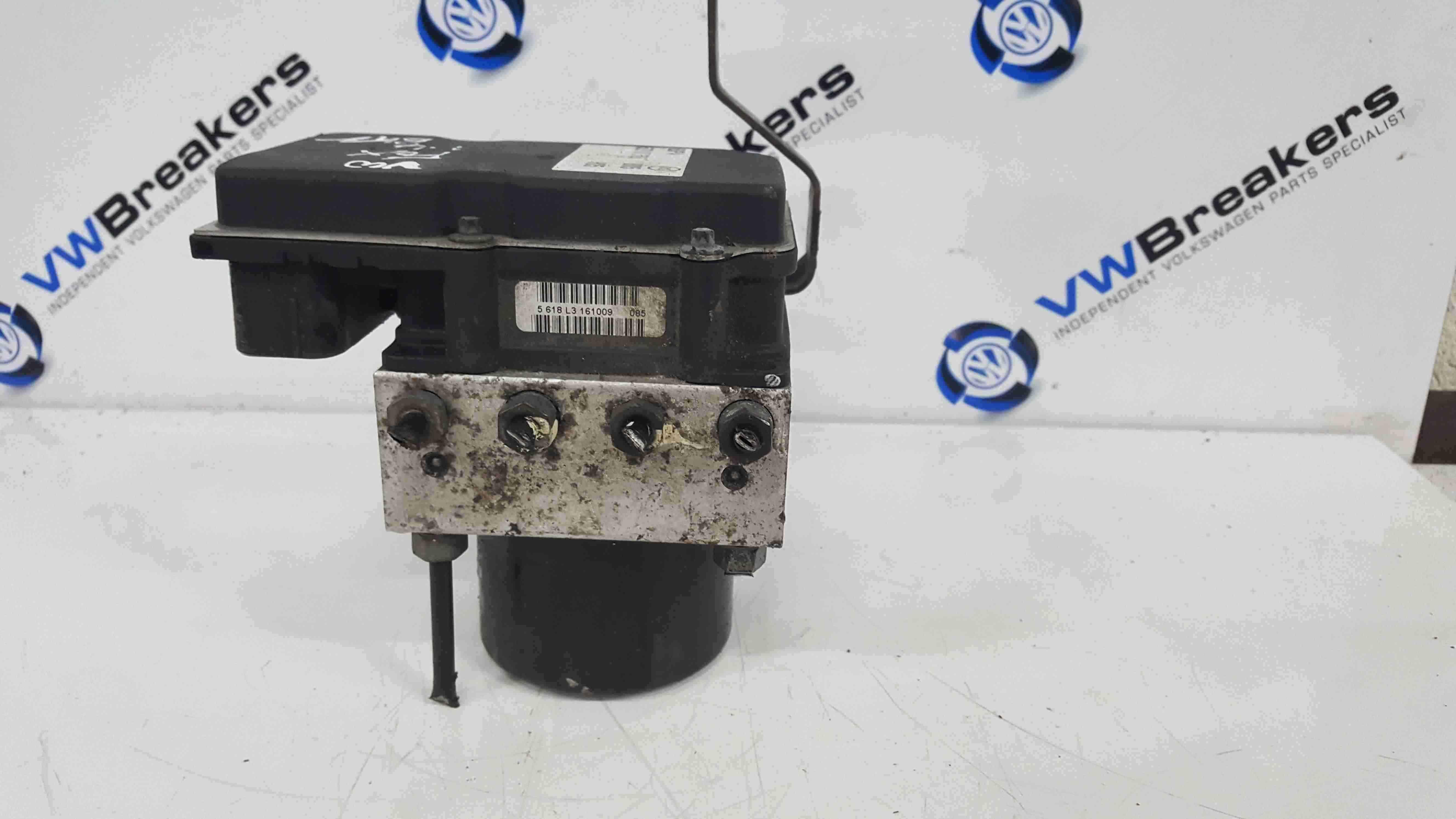 Volkswagen Fox 2005-2011 ABS Pump Unit 5Z0907379F