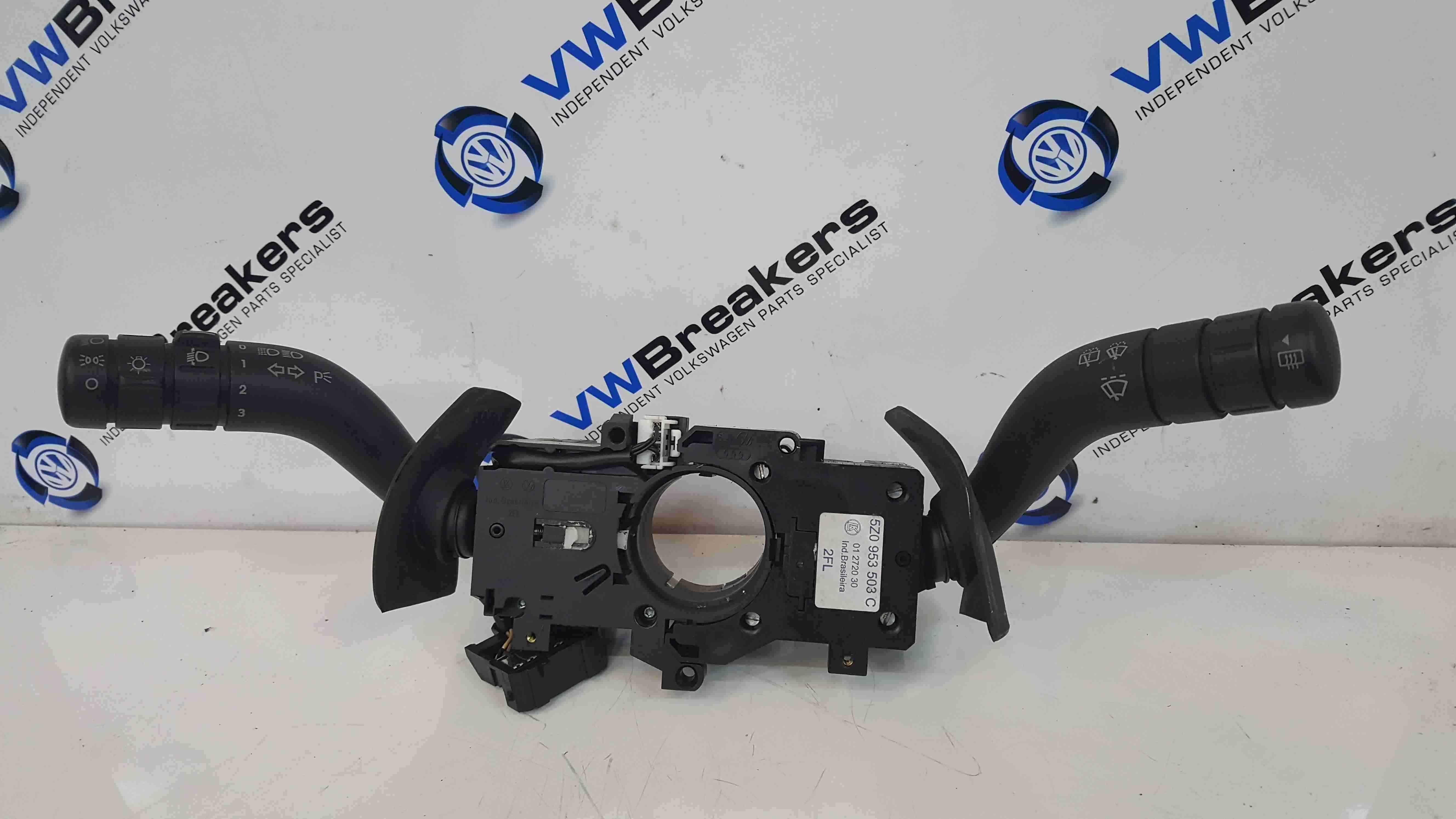 Volkswagen Fox 2005-2011 Steering Stalks Combination Switch 5Z0953503C