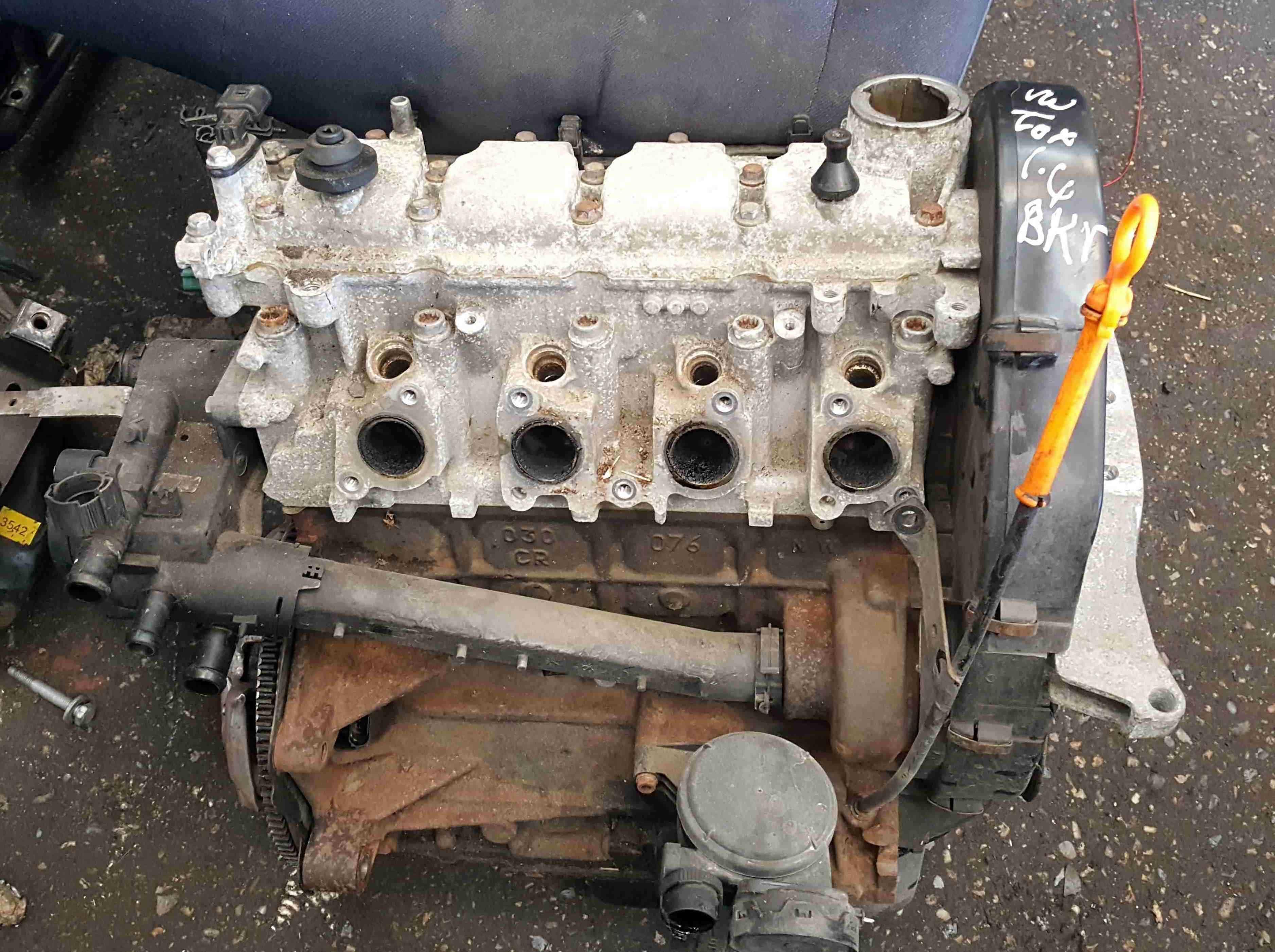 Volkswagen Fox 2007-2011 1.4 Engine BKR 3 Months Warranty