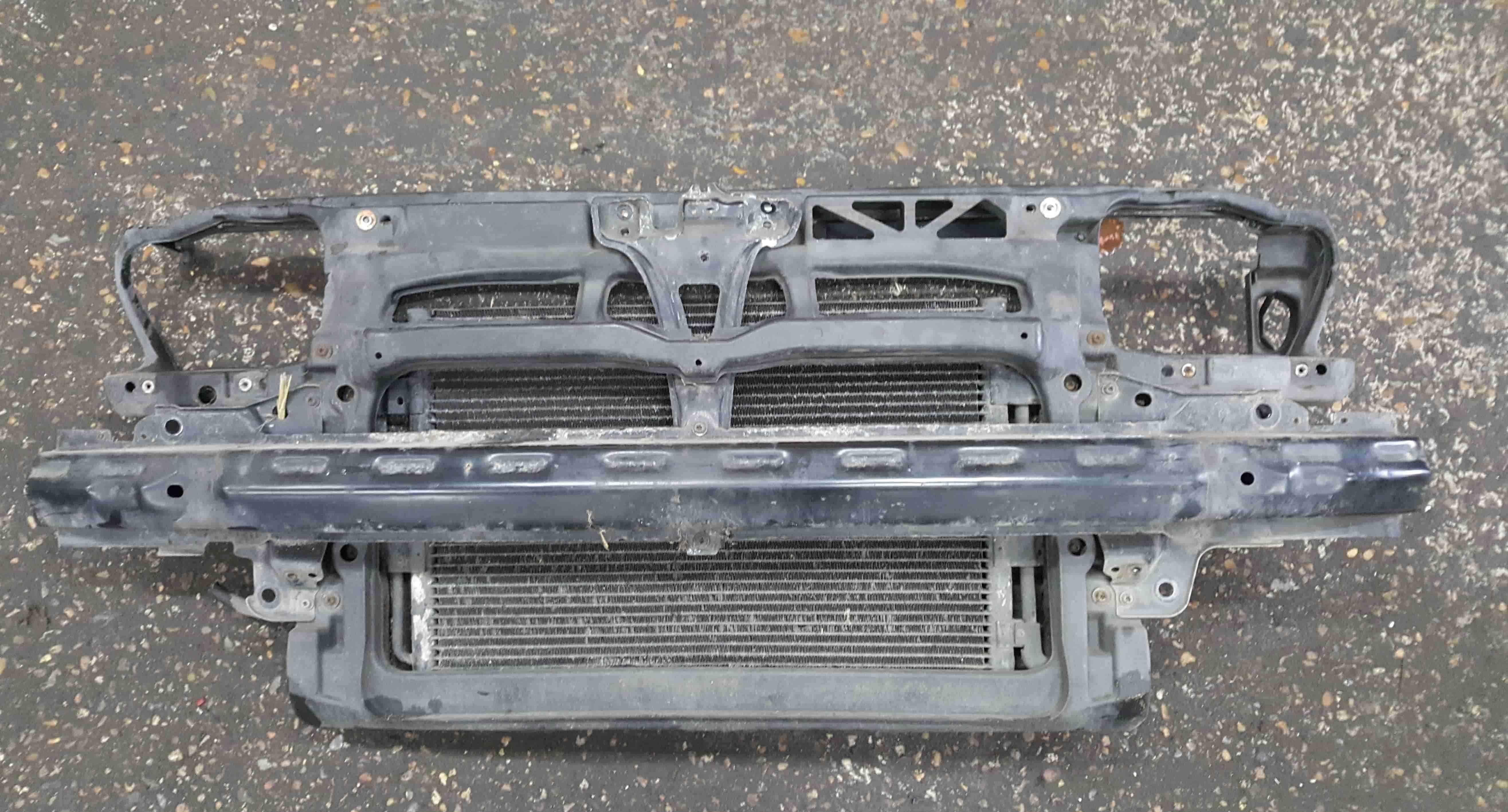 Volkswagen Golf MK4 1997-2004 1.6 Rad Pack Radiator Support Slam Bar 1J0121253N