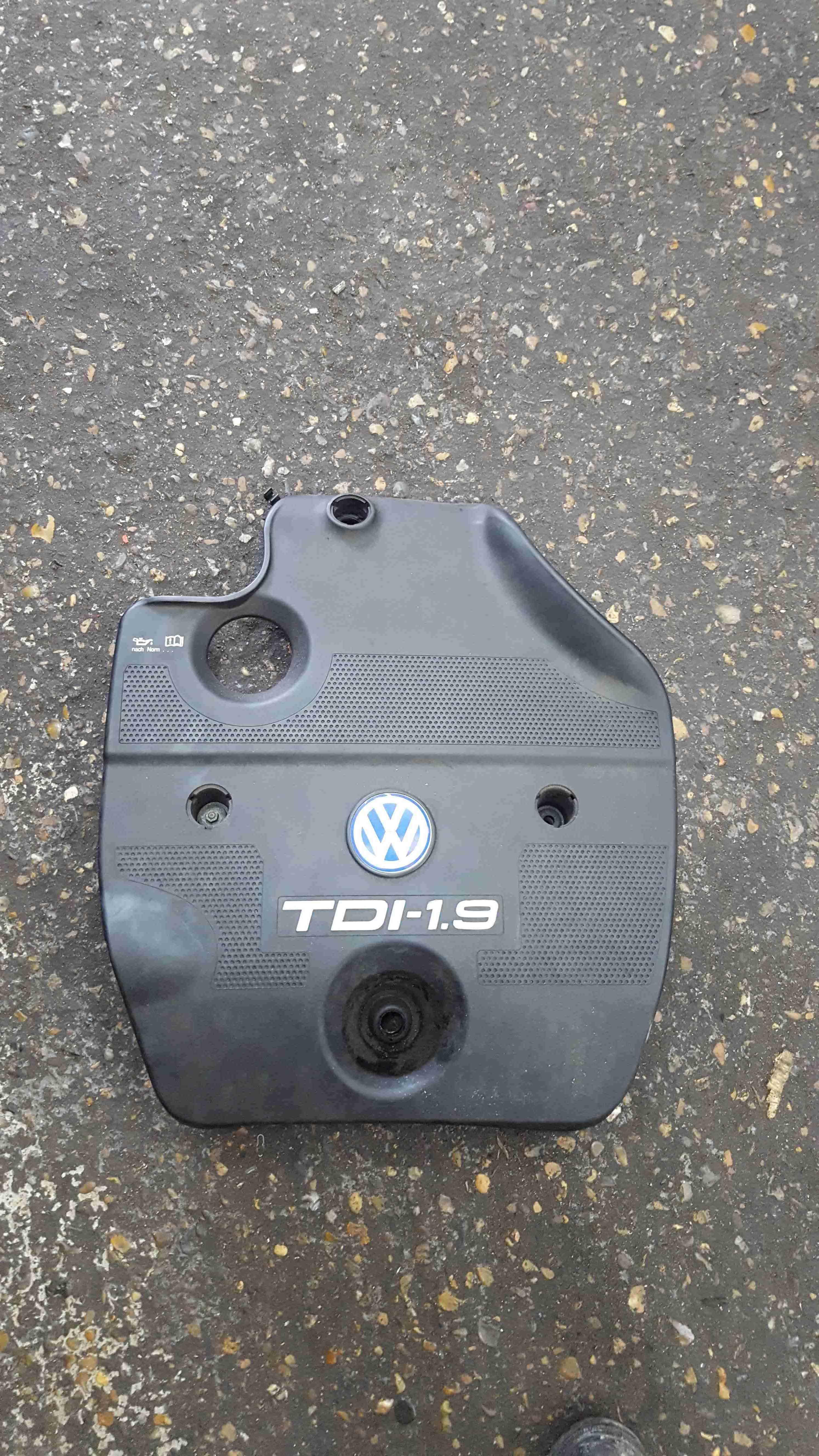 Volkswagen Golf MK4 1997-2004 1.9 TDi Engine Cover Plastic 038103925E