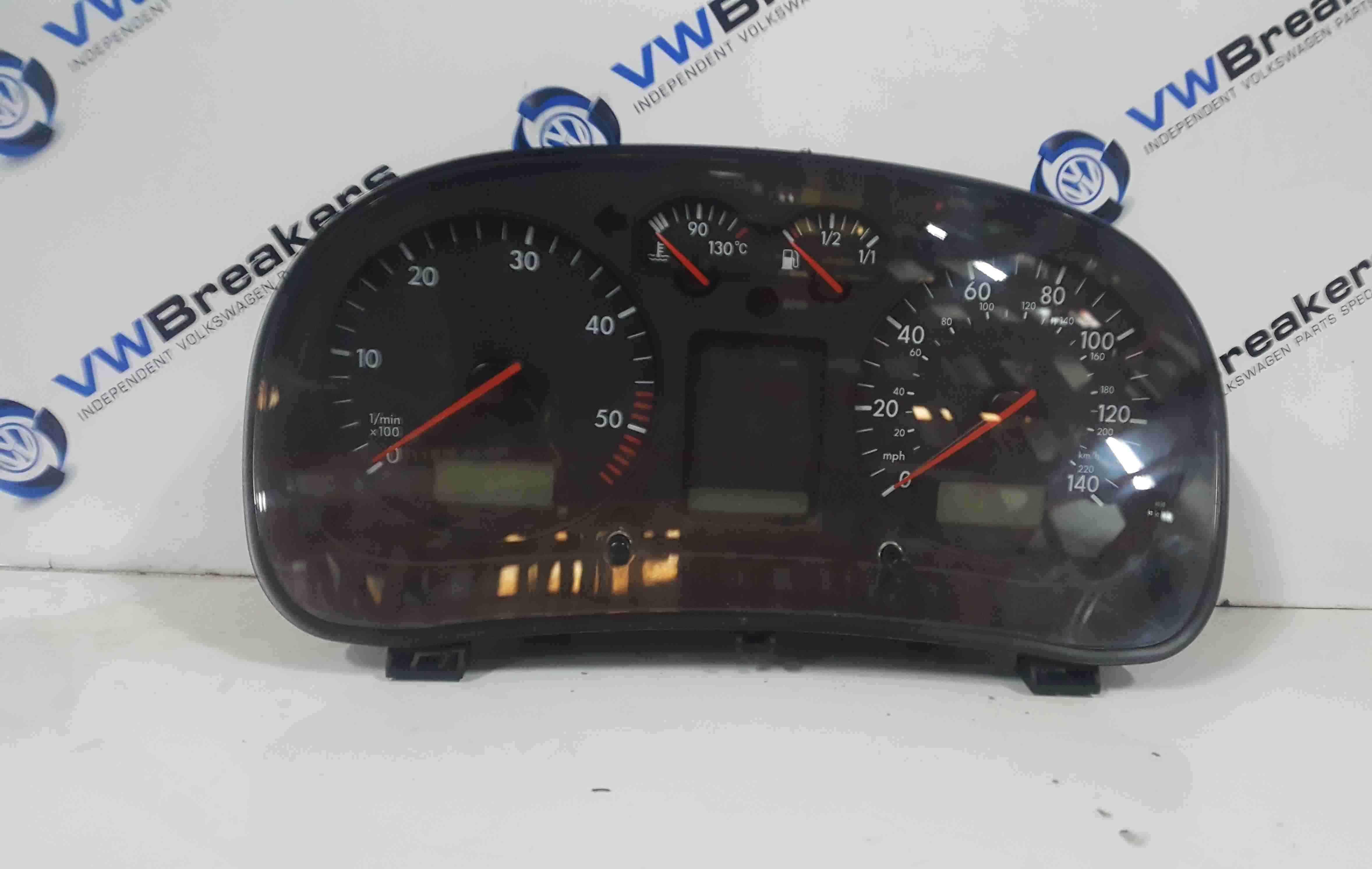 Volkswagen Golf MK4 1997-2004 Instrument Panel Dials Clocks AUTOMATIC 1J0919931E