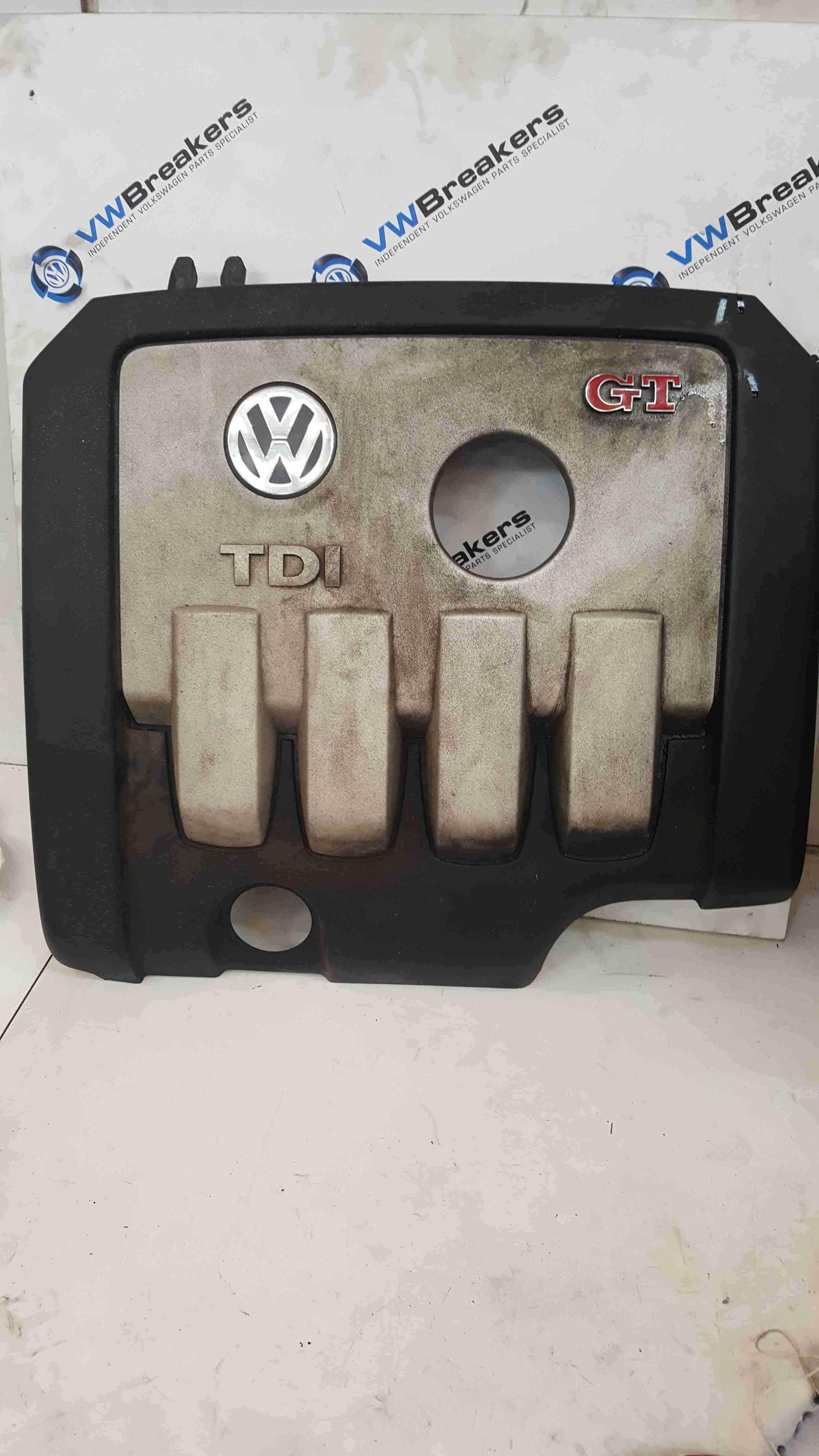 Volkswagen Golf MK5 2003-2009 2.0 TDi Engine Cover Plastic