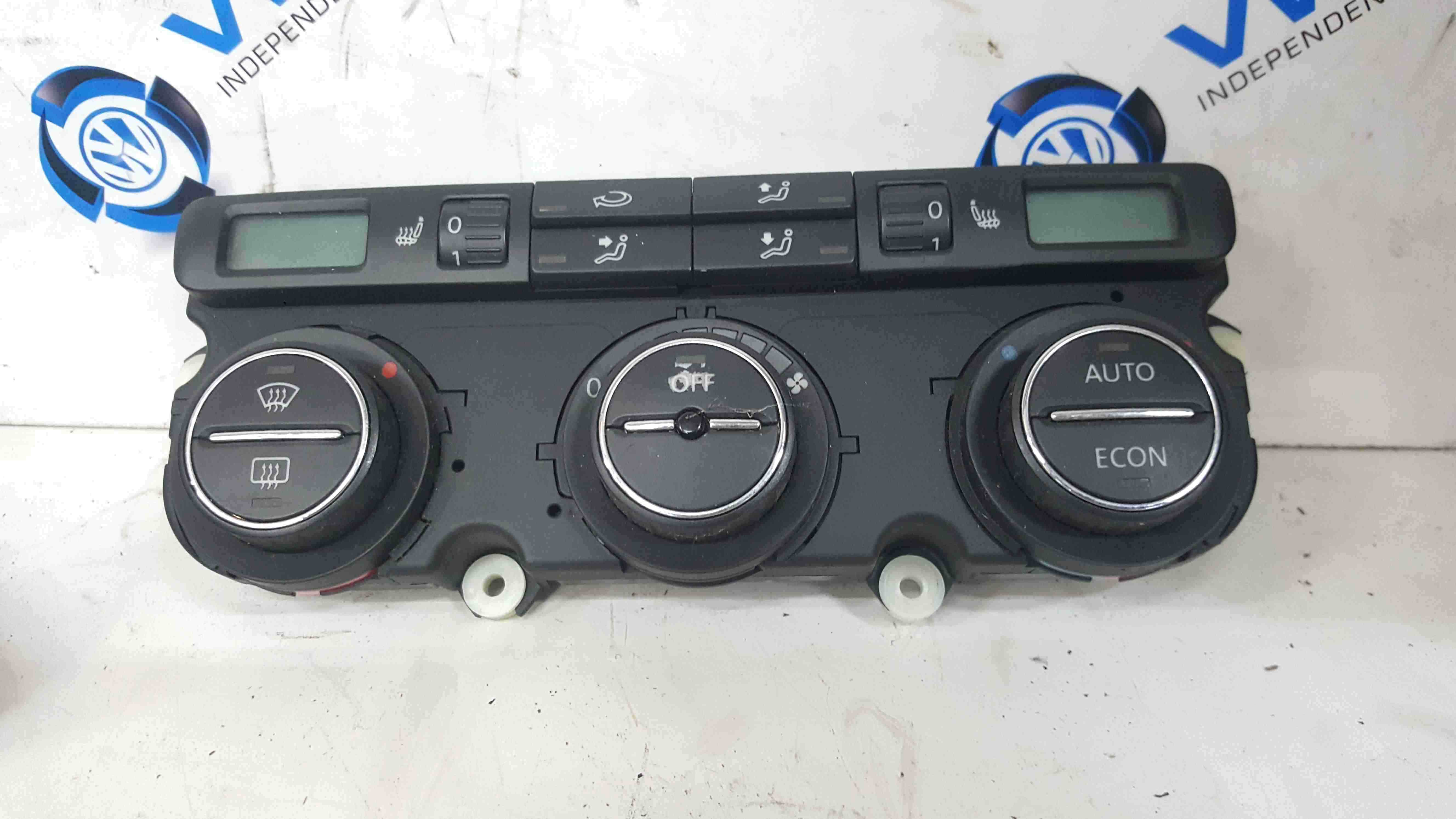 Volkswagen Golf MK5 2003-2009 Climate Control Heated Seats Controls