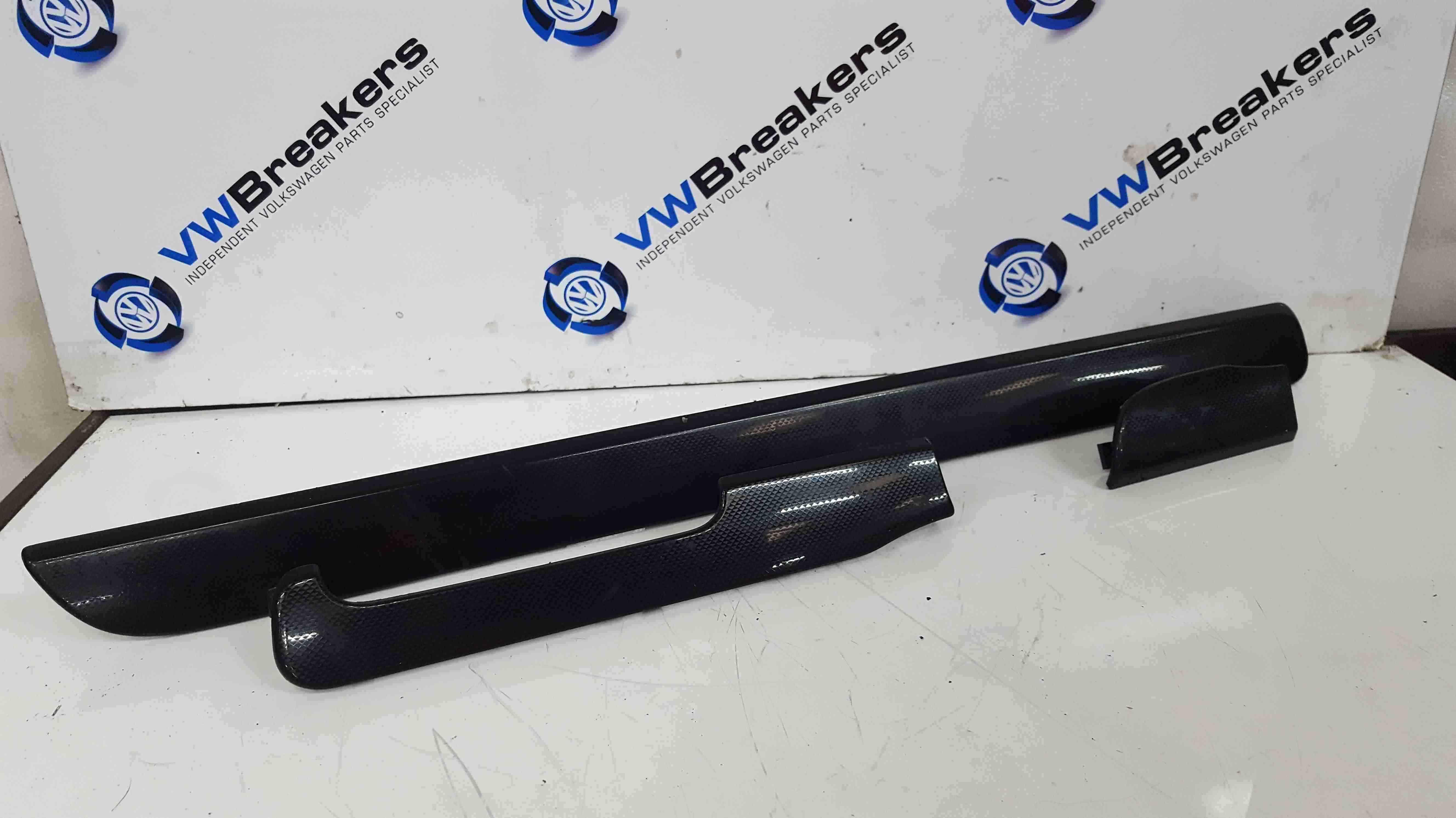 Volkswagen Golf MK6 2009-2012 Dashboard Trims Gloss Black 5K2858418B