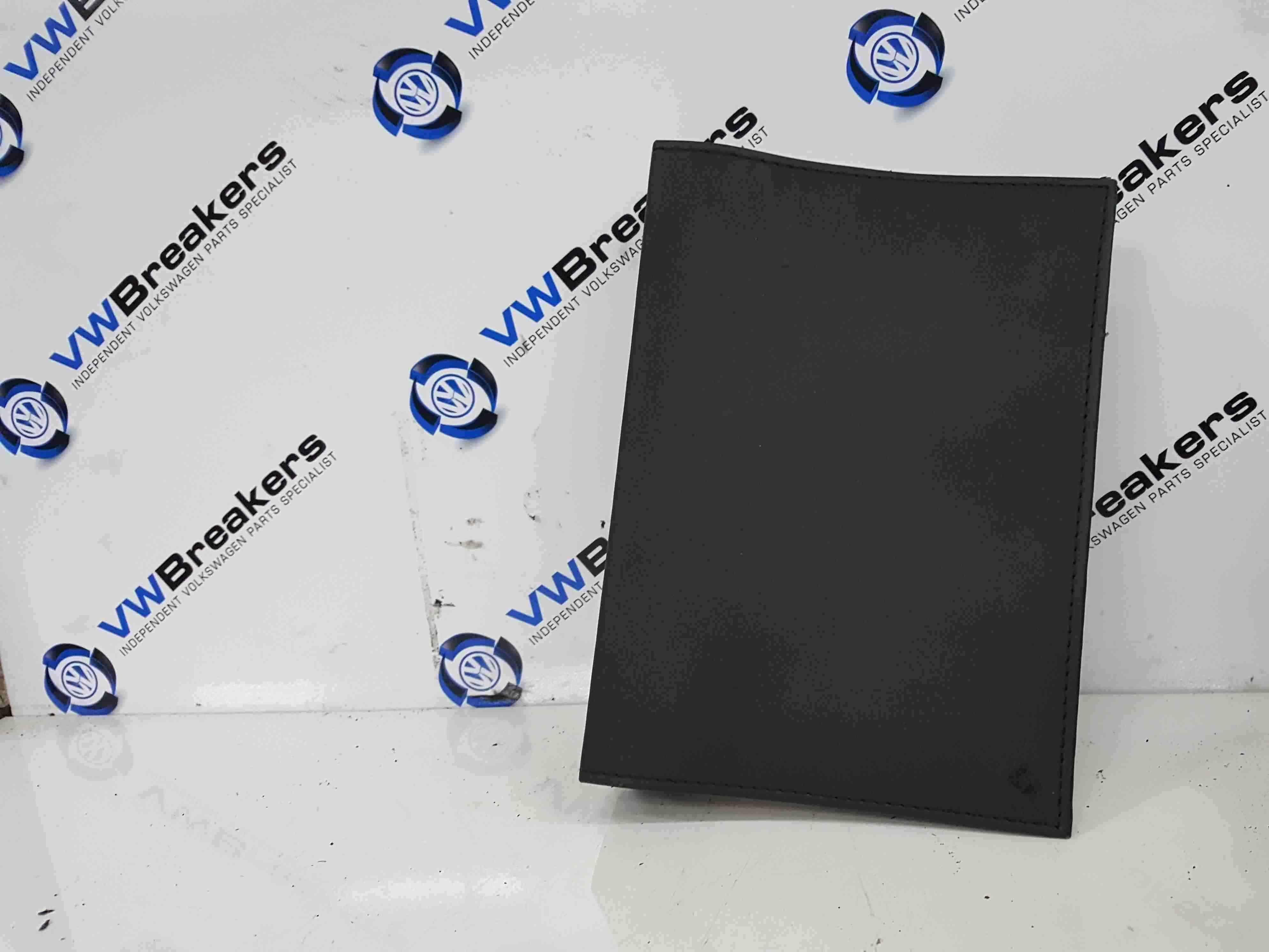 Volkswagen Golf MK6 2009-2012 Document Wallet Guides