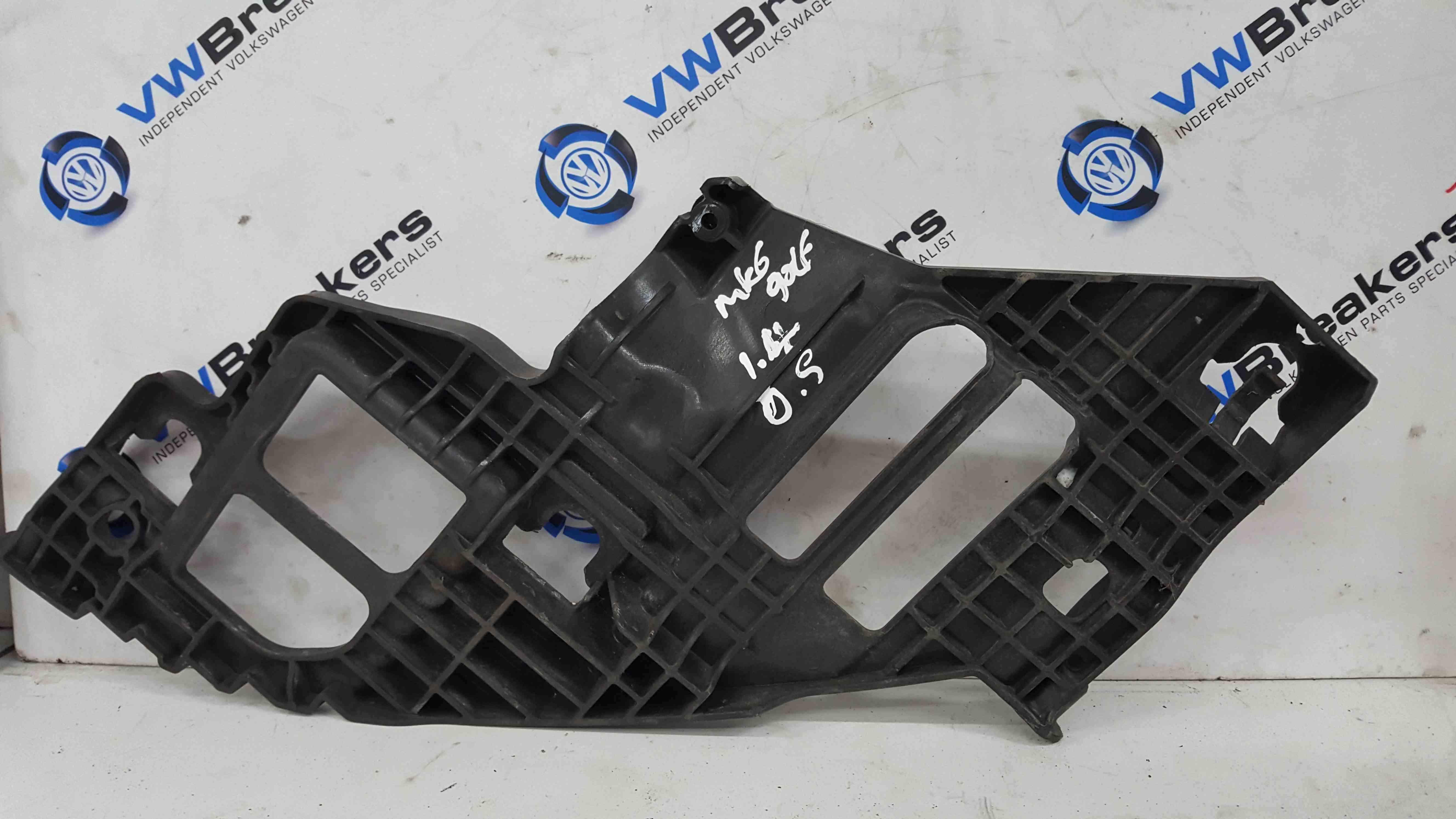 Volkswagen Golf MK6 2009-2012 Drivers OSF Front Bumper Headlight Support Bracket