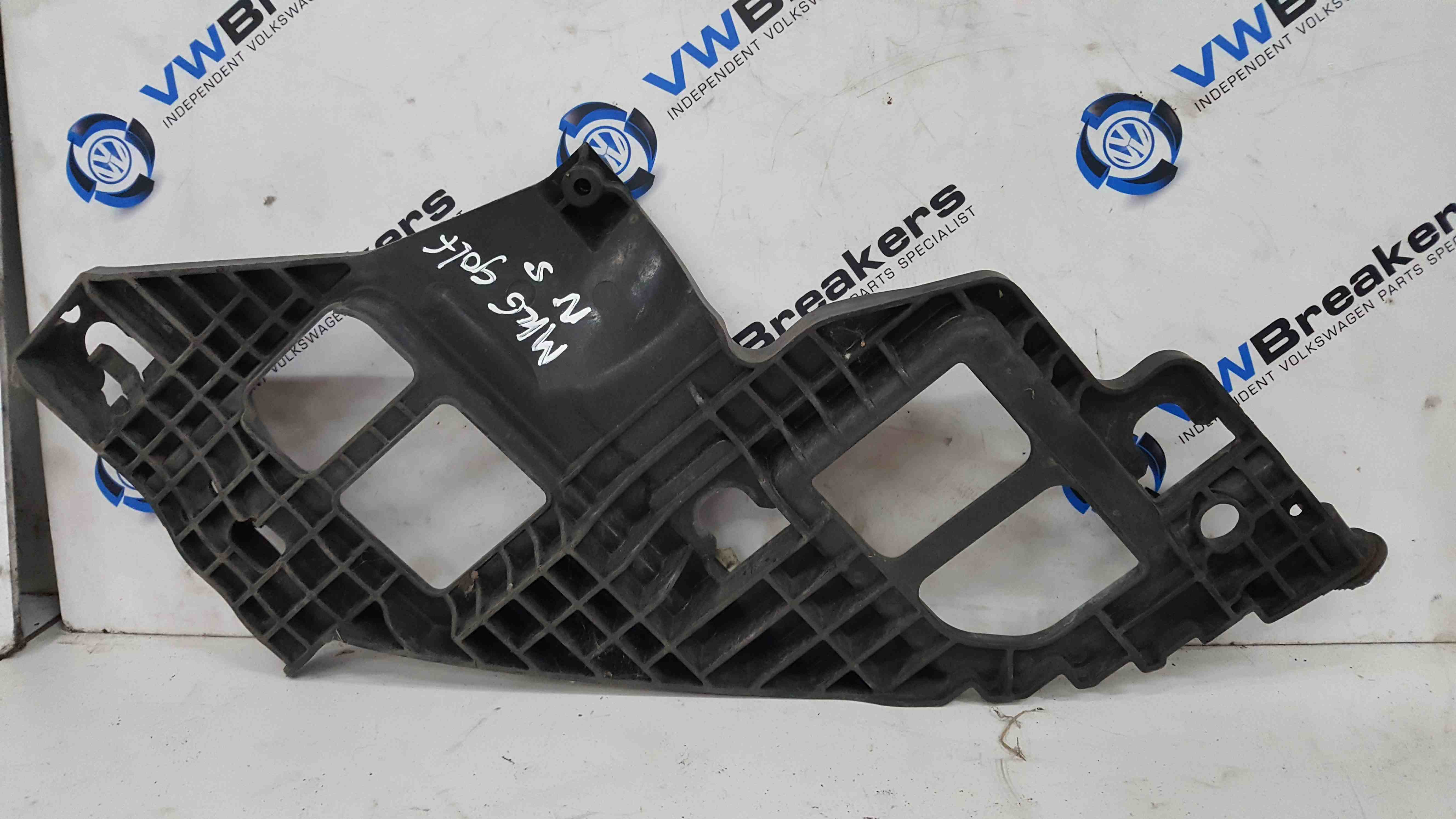 Volkswagen Golf MK6 2009-2012 Passenger NSF Headlight Bracket Support 5K0807227A