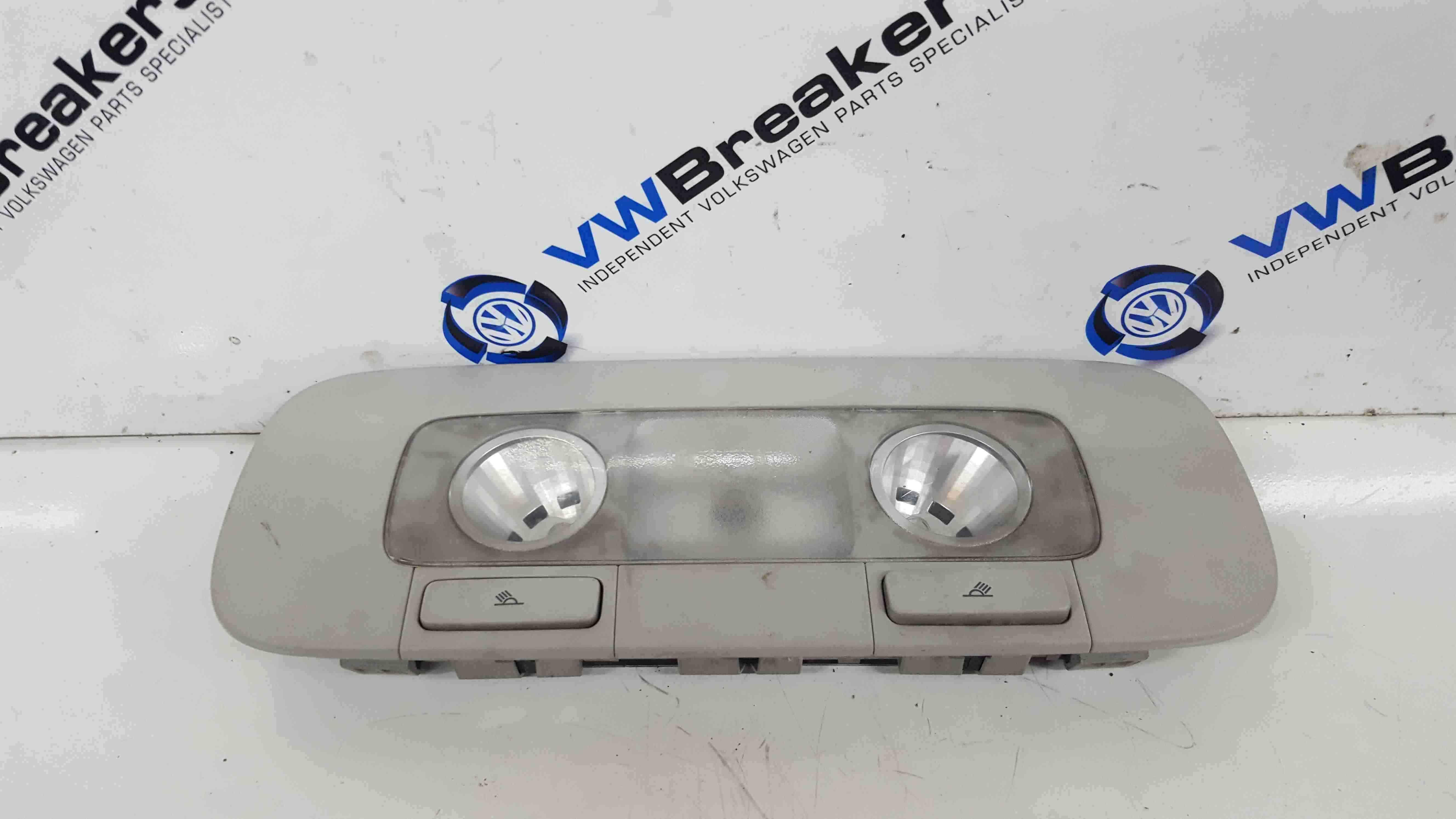 Volkswagen Golf MK6 2009-2012 Roof Interior Light