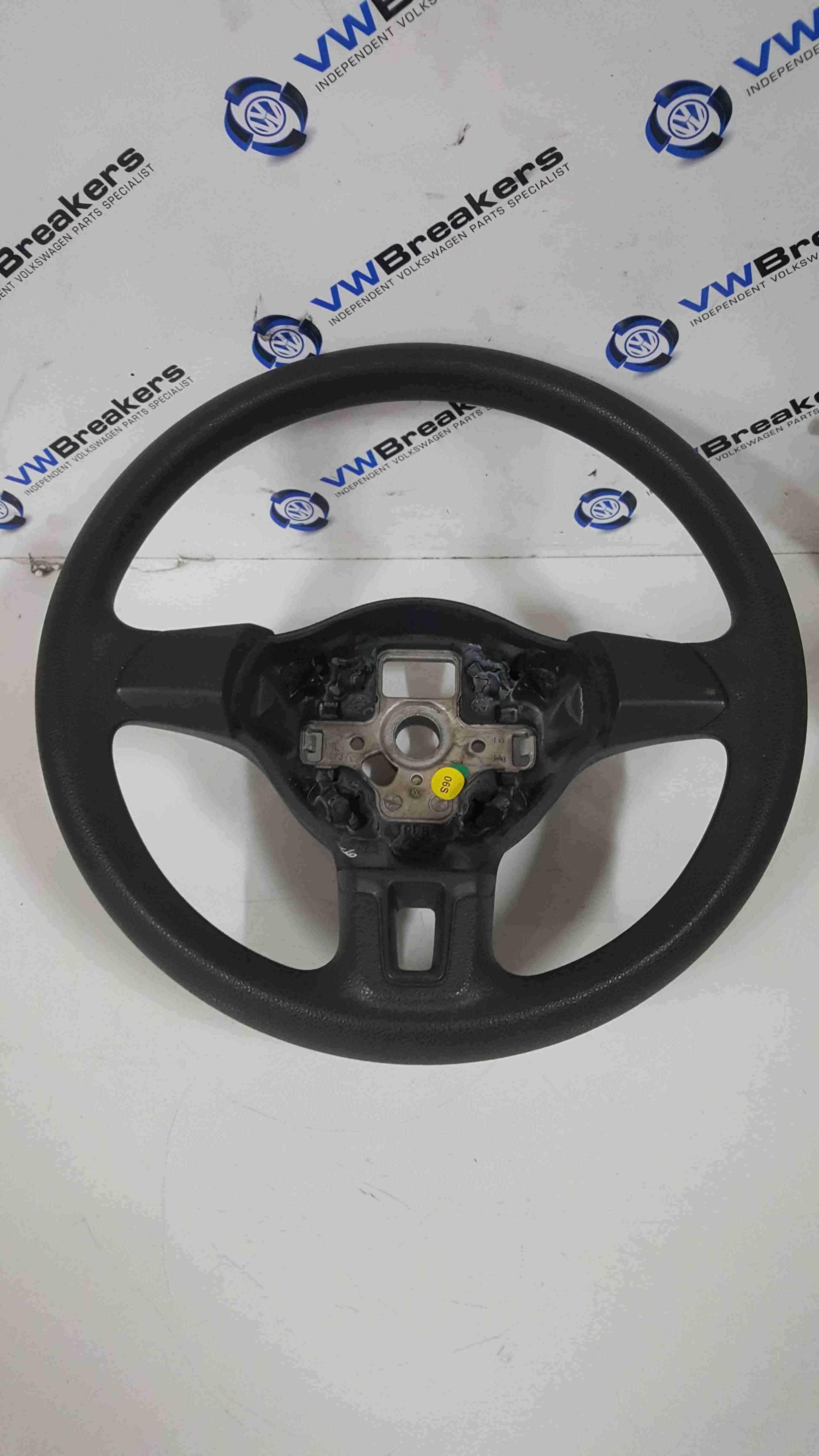 Volkswagen Golf MK6 2009-2012 Steering Wheel 5K0419091H