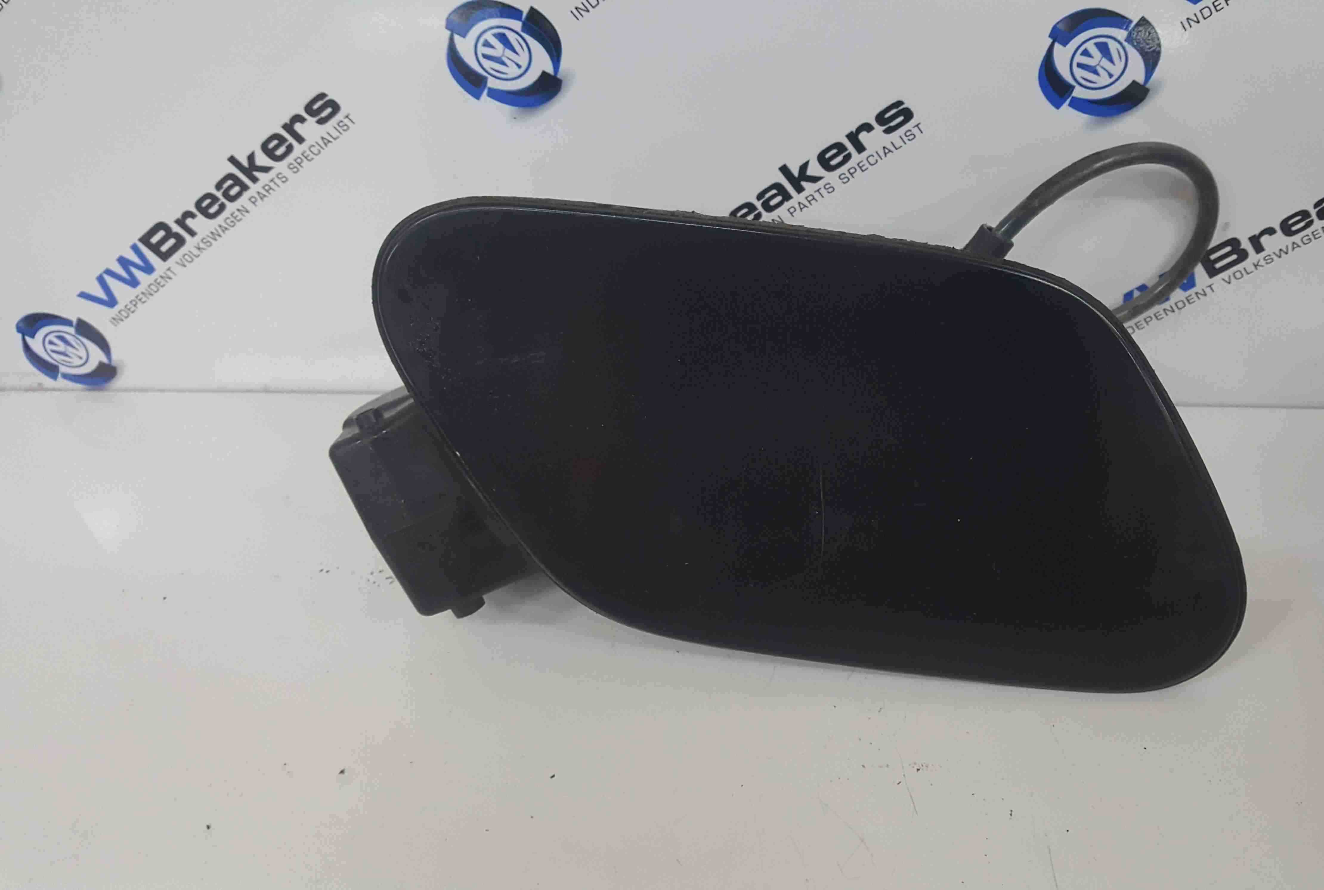 Volkswagen Golf MK7 2012-2017 Fuel Flap Cover Black LC9X + Hinges 5G0809857
