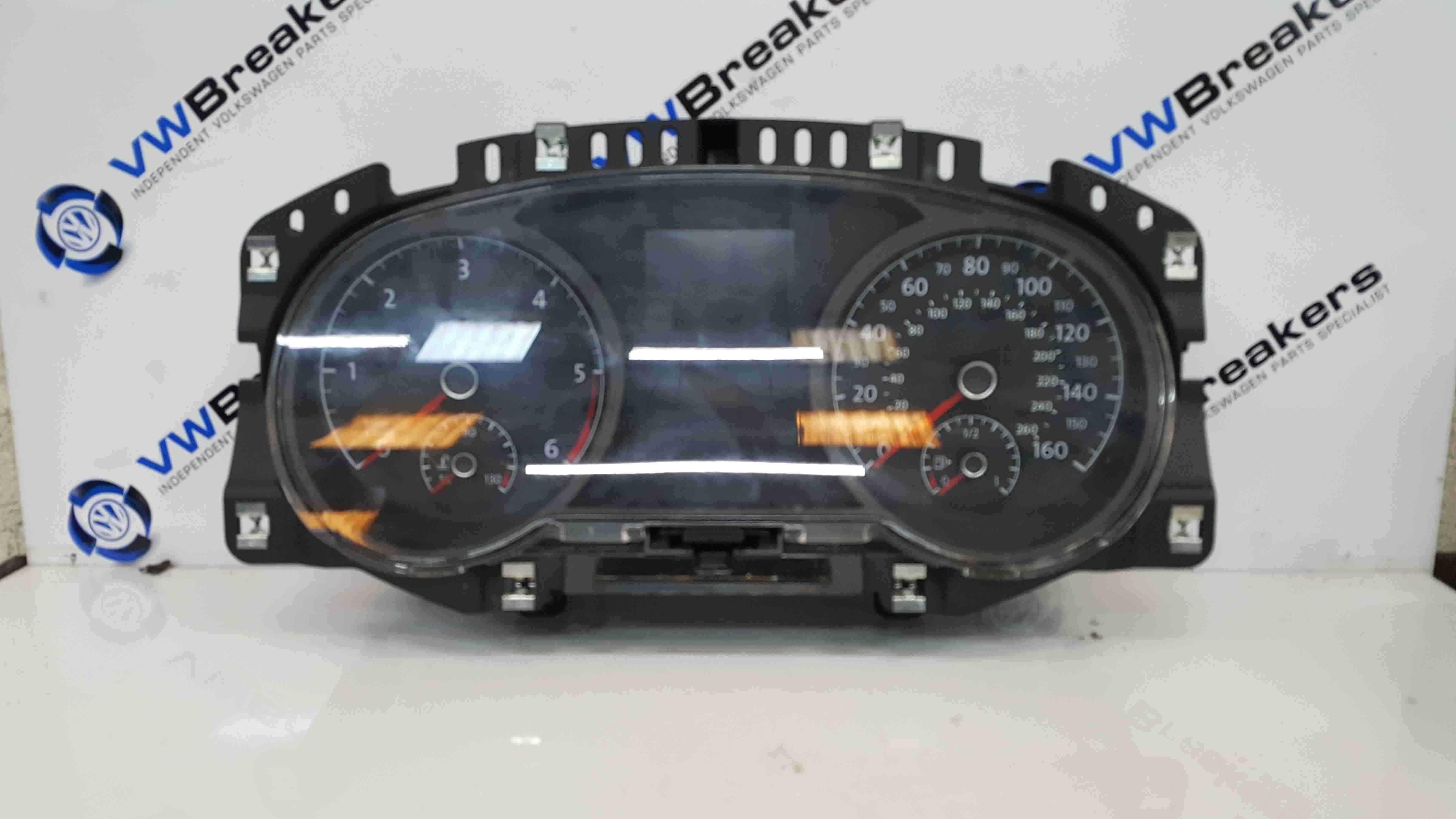 Volkswagen Golf MK7 2012-2017 Instrument Panel Dials Clocks Cluster 5G1920941