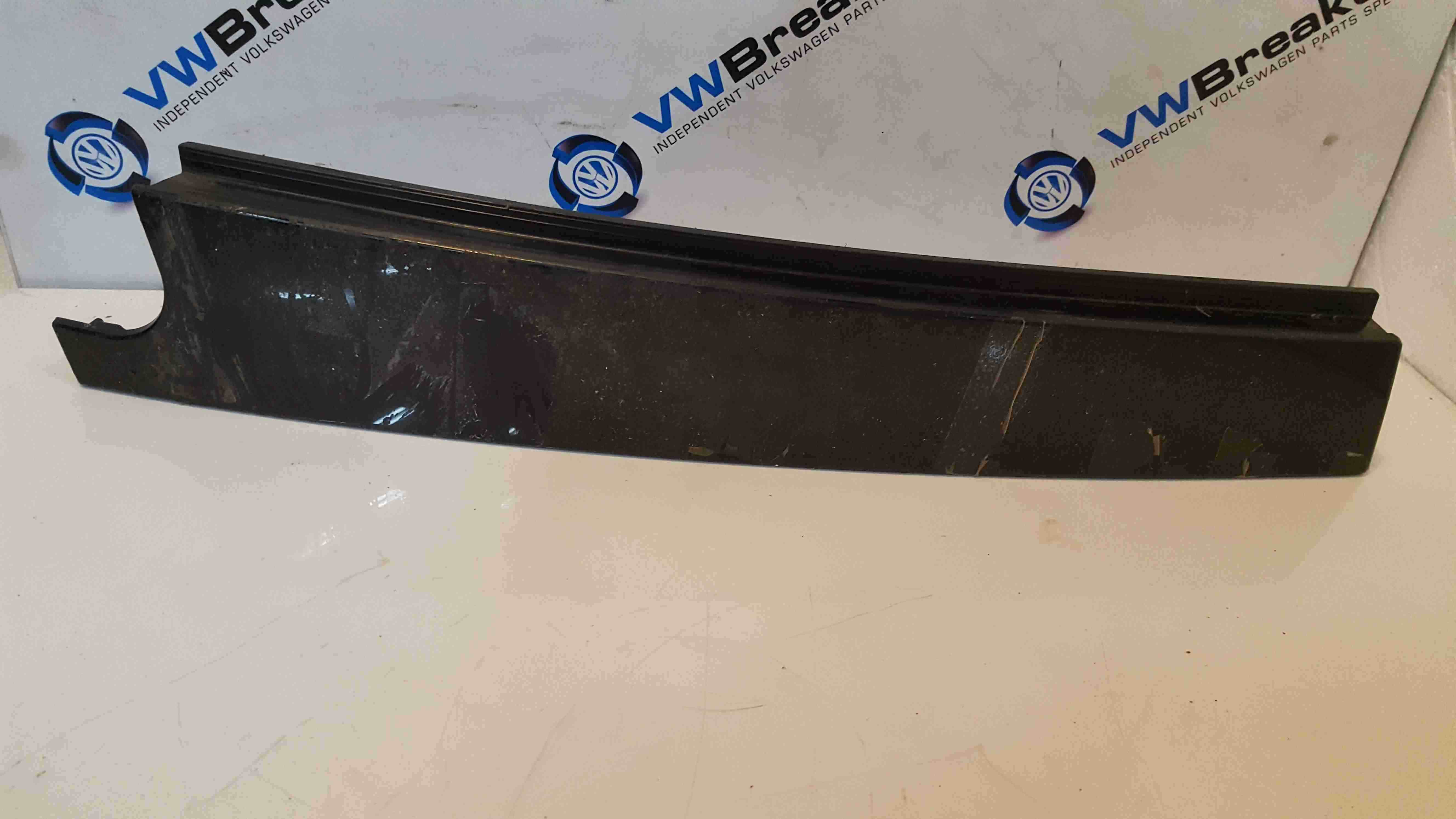 Volkswagen Golf MK7 2012-2017 Passenger NS B Pillar Trim Black 5G4837901CB