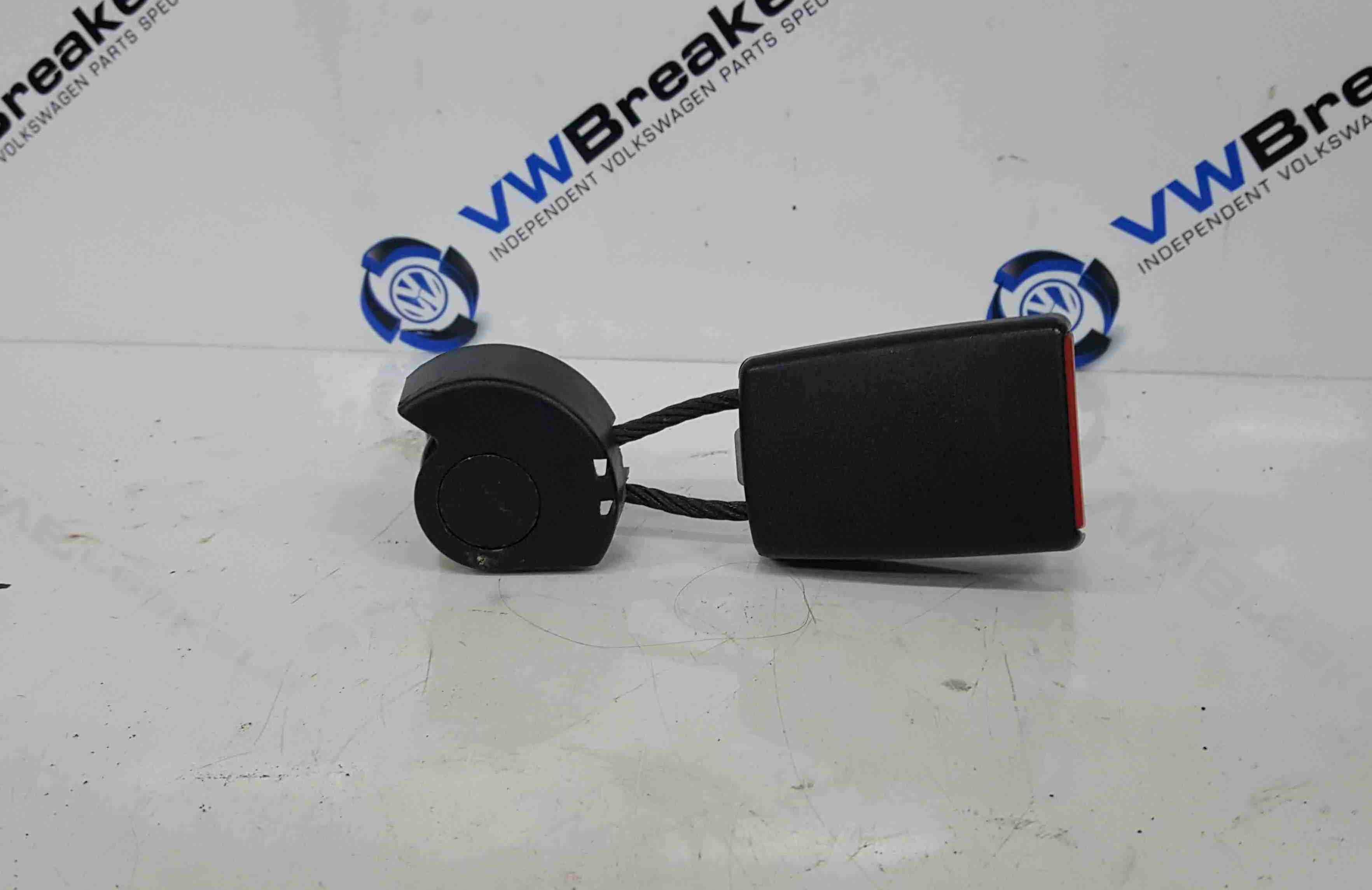 Volkswagen Golf Plus MK5 2003-2009 Middle Rear Seat Belt Buckle Clip Anchor
