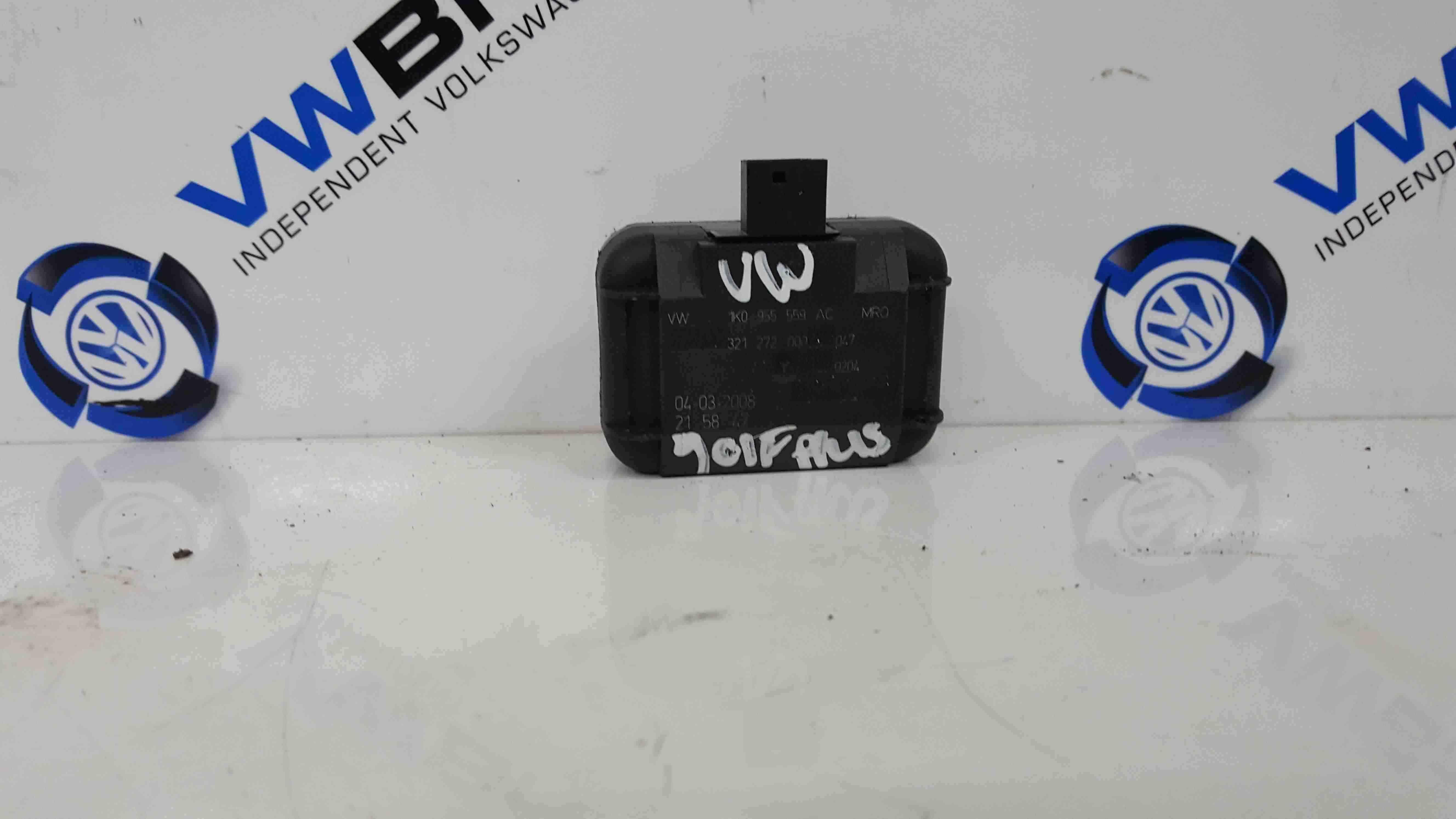 Volkswagen Golf Plus MK5 2003-2009 Windscreen Rain Sensor 1K0955559AC