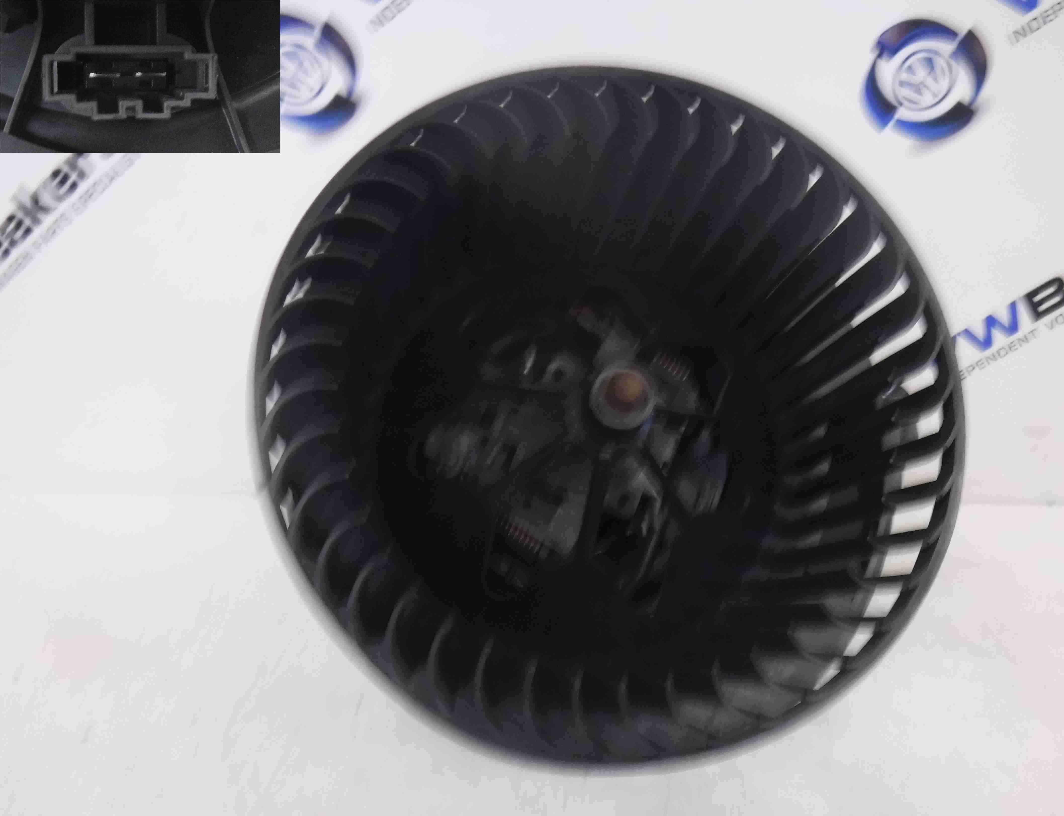 Volkswagen Jetta A5 2005-2011 Heater Motor Fan