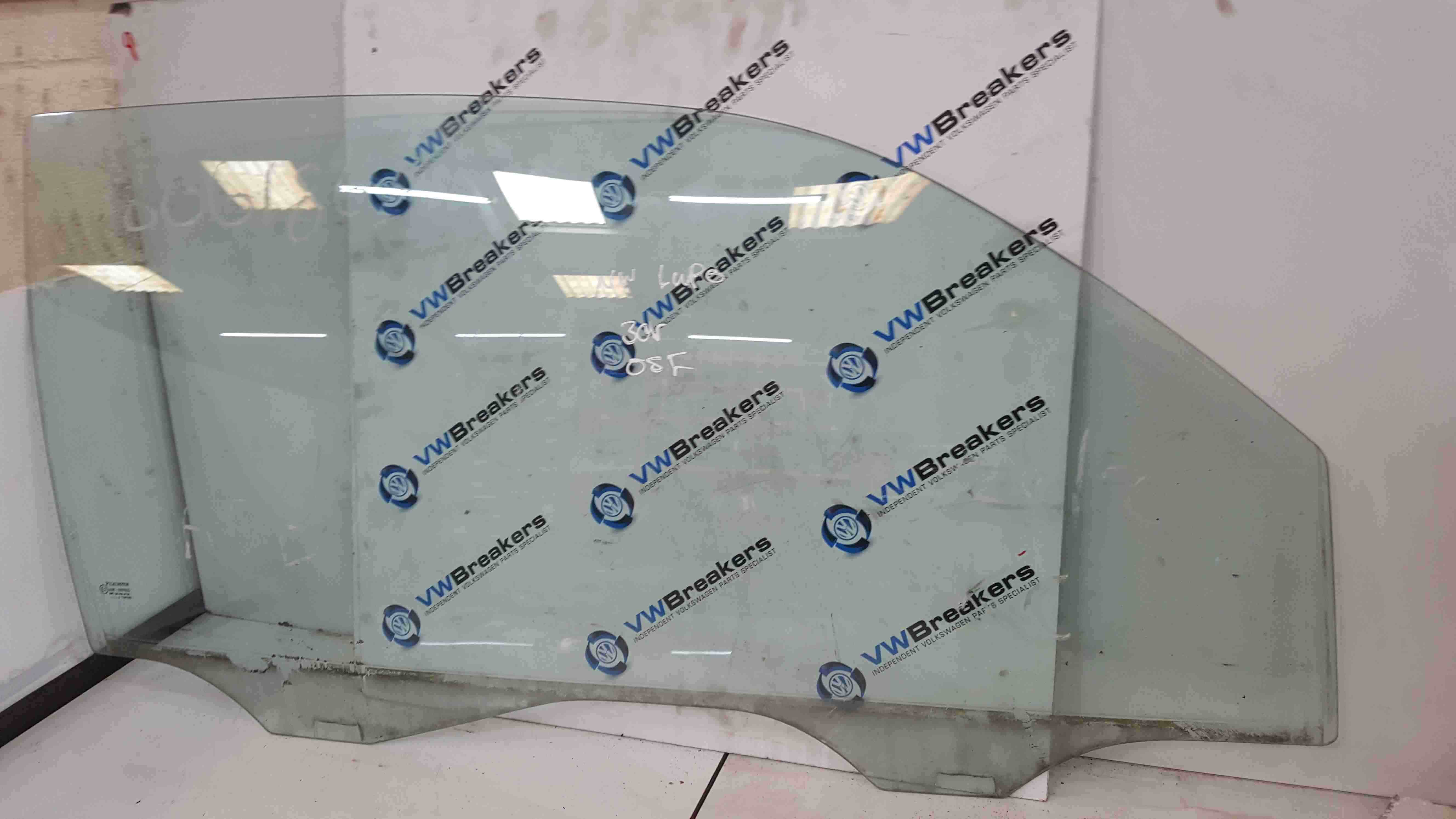 Volkswagen Lupo 1998-2005 Drivers OSF Front Window Glass 3dr
