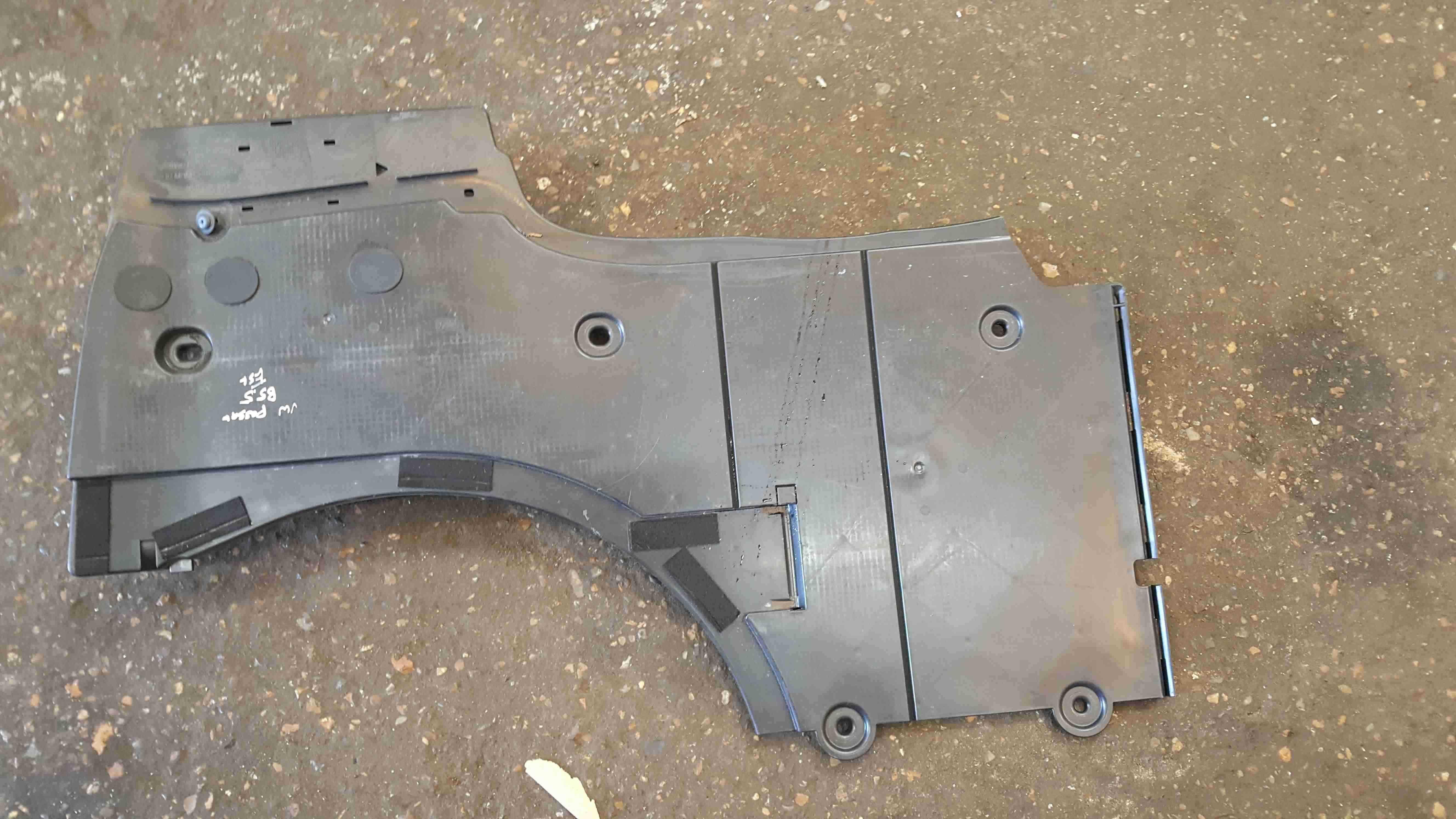 Volkswagen Passat B5.5 2001-2005 Boot Floor Trim Insert 3B9864511E