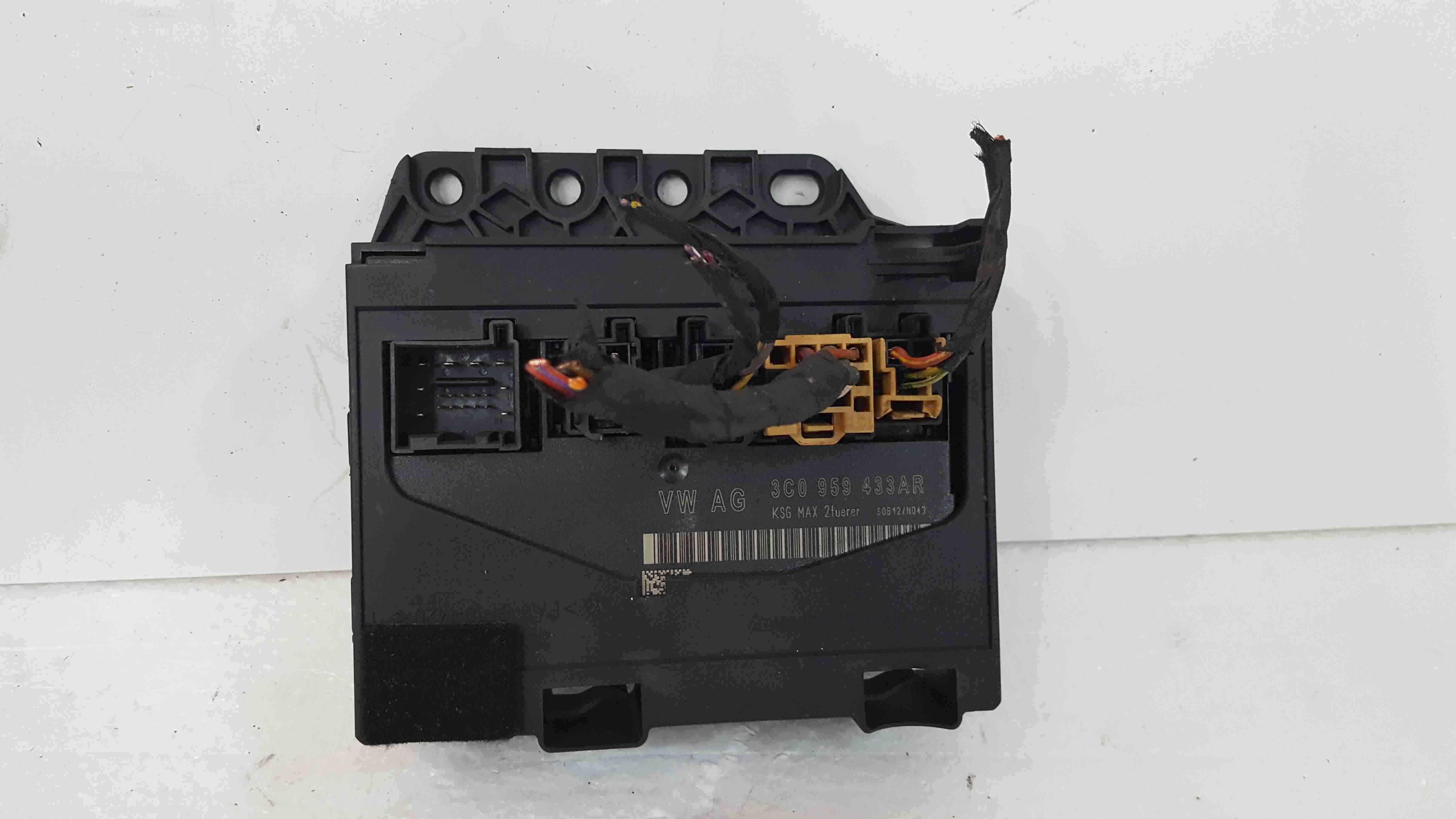 Volkswagen Passat B6 2005-2010 Comfort Convenience Module Unit ECU 3C0959433AR