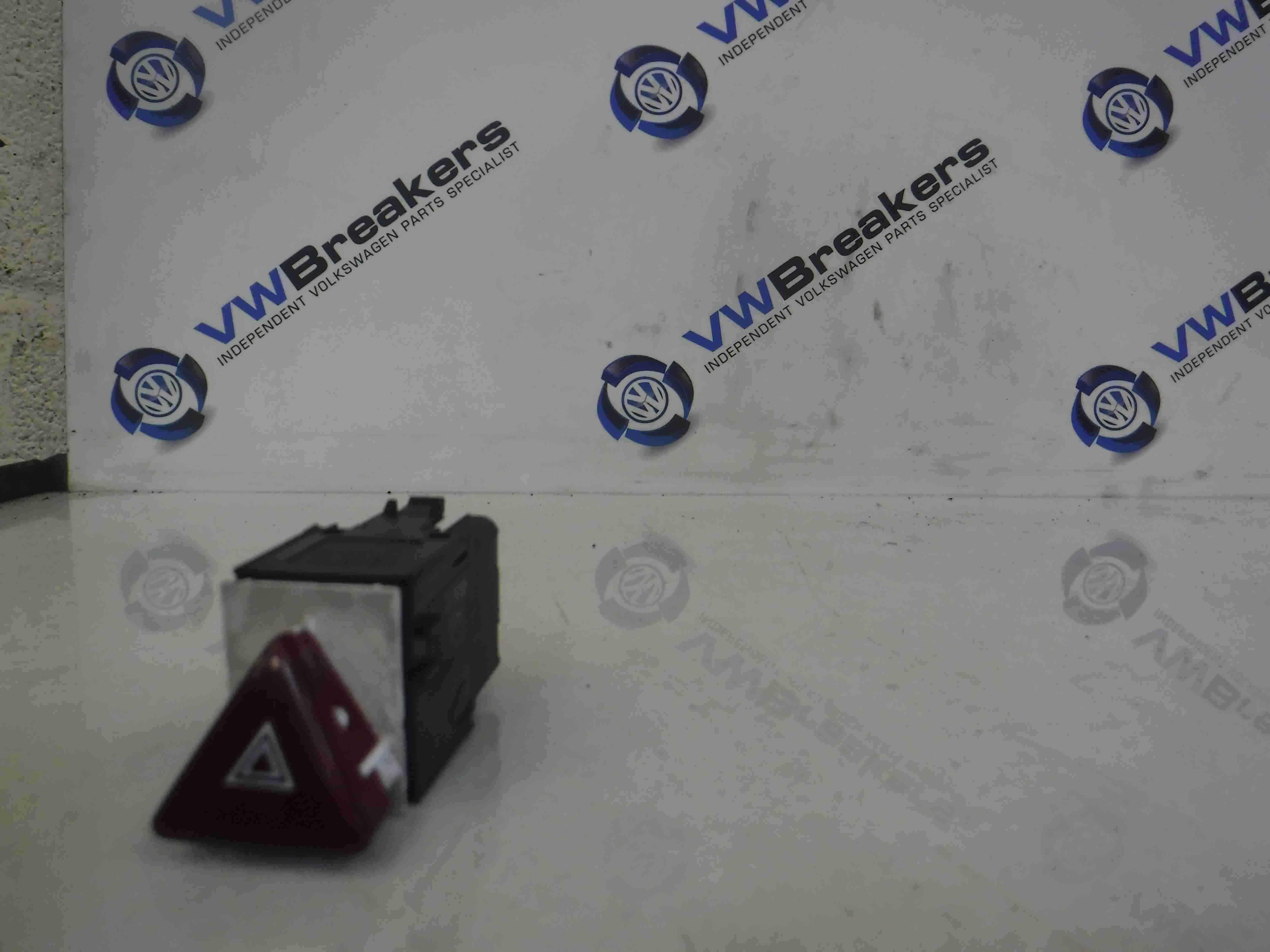 Volkswagen Passat B6 2005-2010 Hazard Warning Switch Button 3C8953509