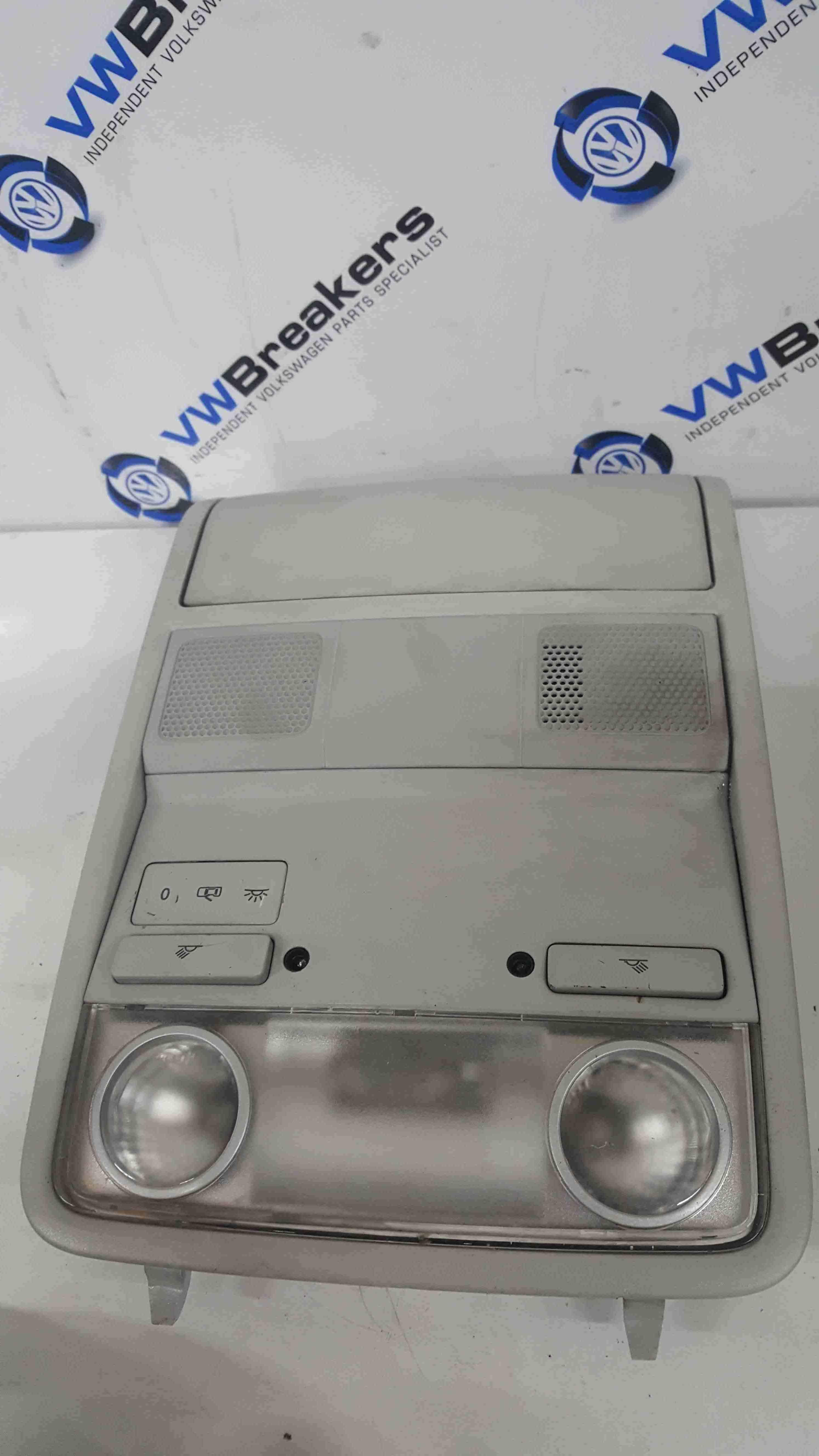 Volkswagen Passat B6 2005-2010 Interior Light Panel Compartment 1K0868837