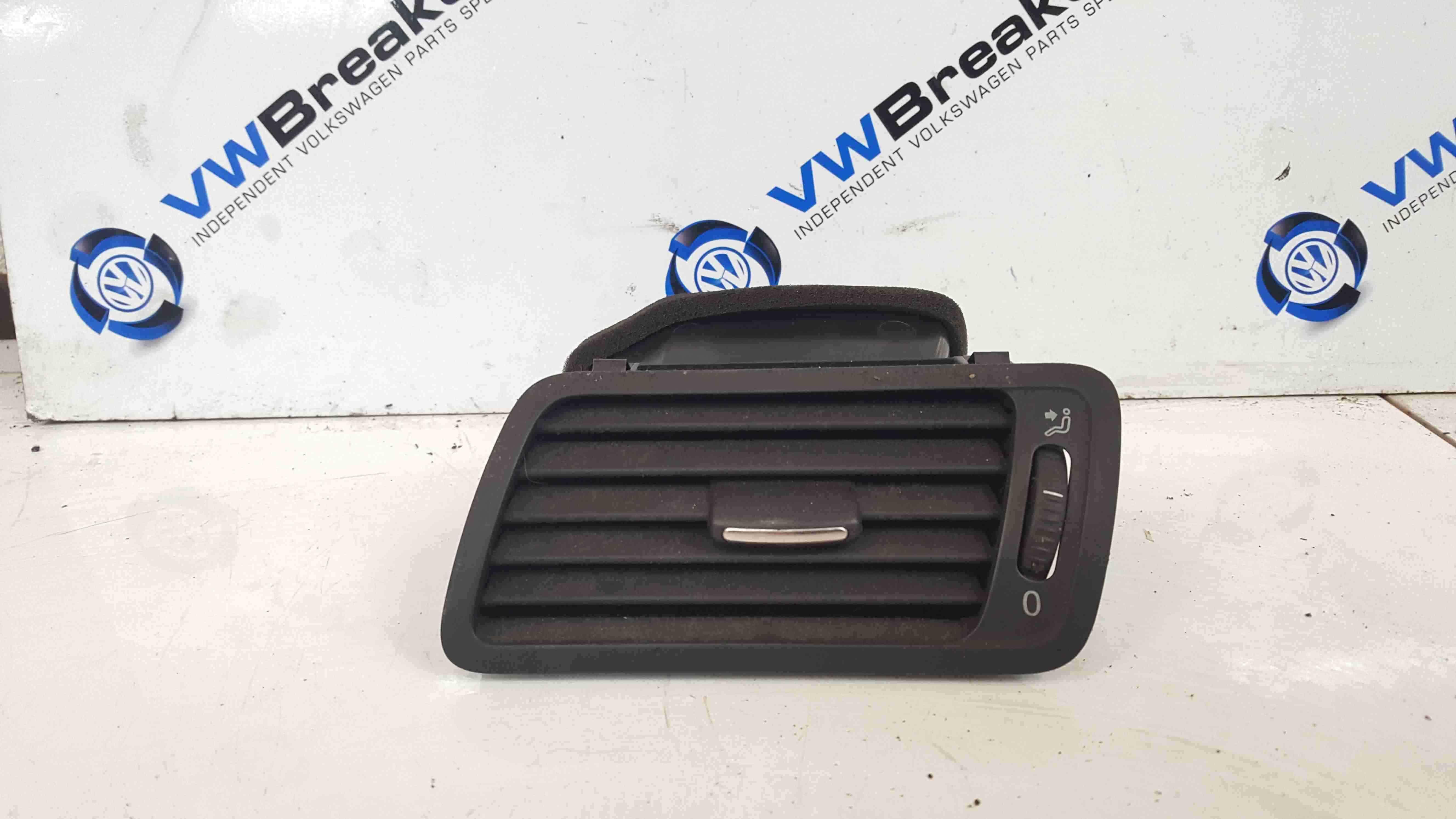 Volkswagen Passat B6 2005-2010 Passenger NSF Front Heater Air Vent 3C2819701