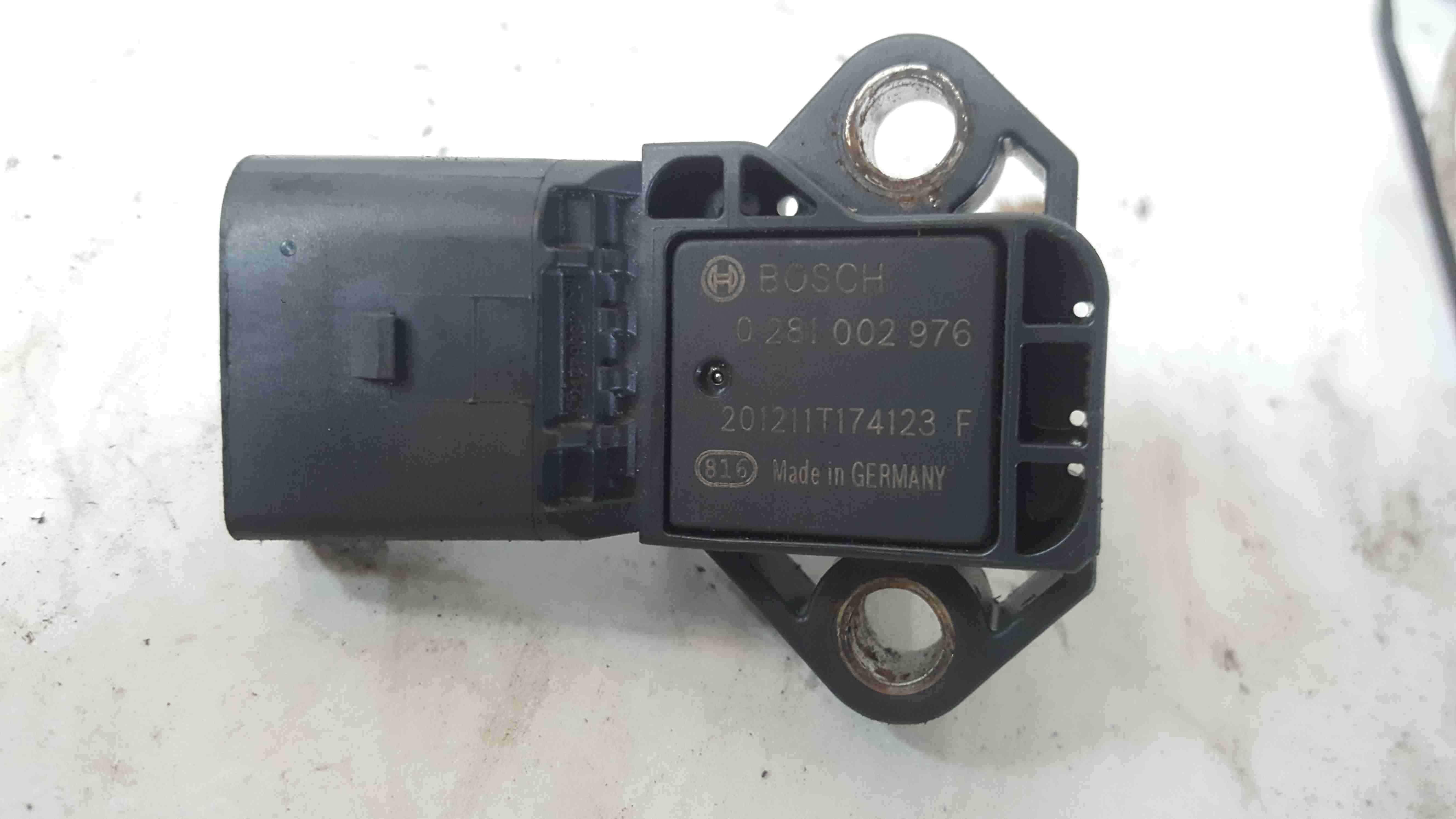 Volkswagen Passat B7 2010-2015 1.6 TDi Map Sensor 0281002976