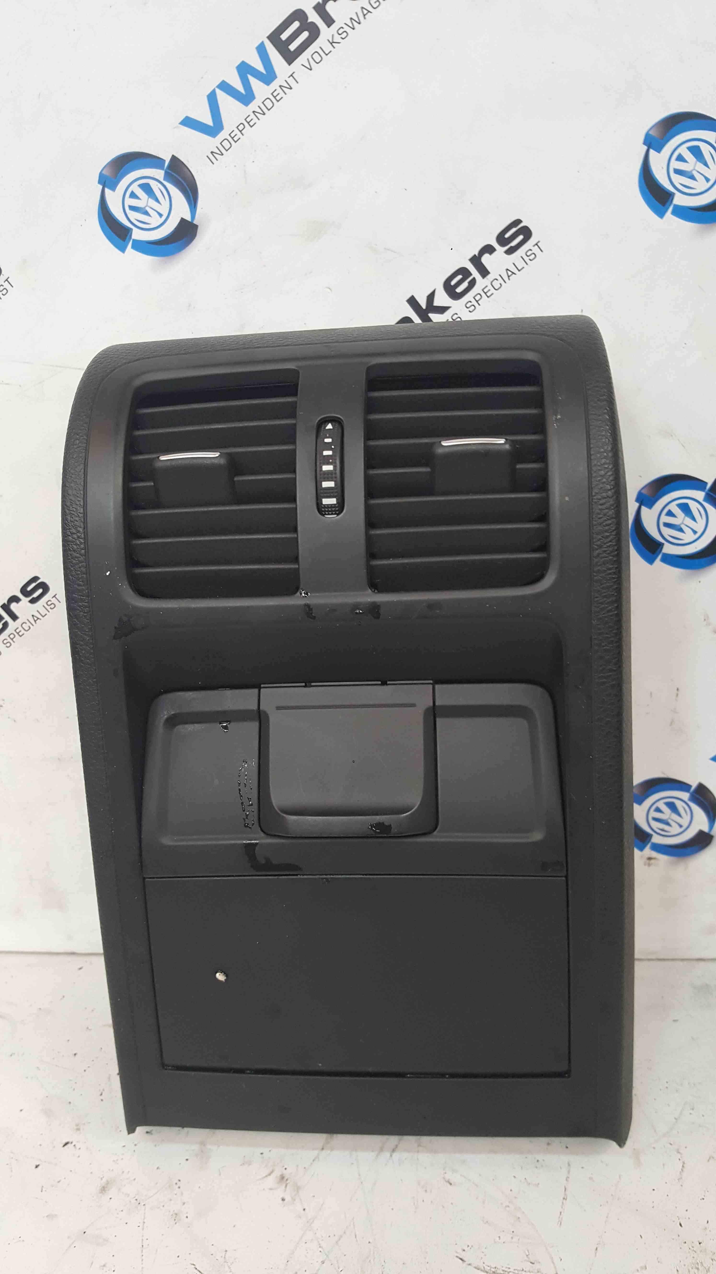 Volkswagen Passat B7 2010-2015 Centre Heater Vent Cigarette Lighter 3AA864298
