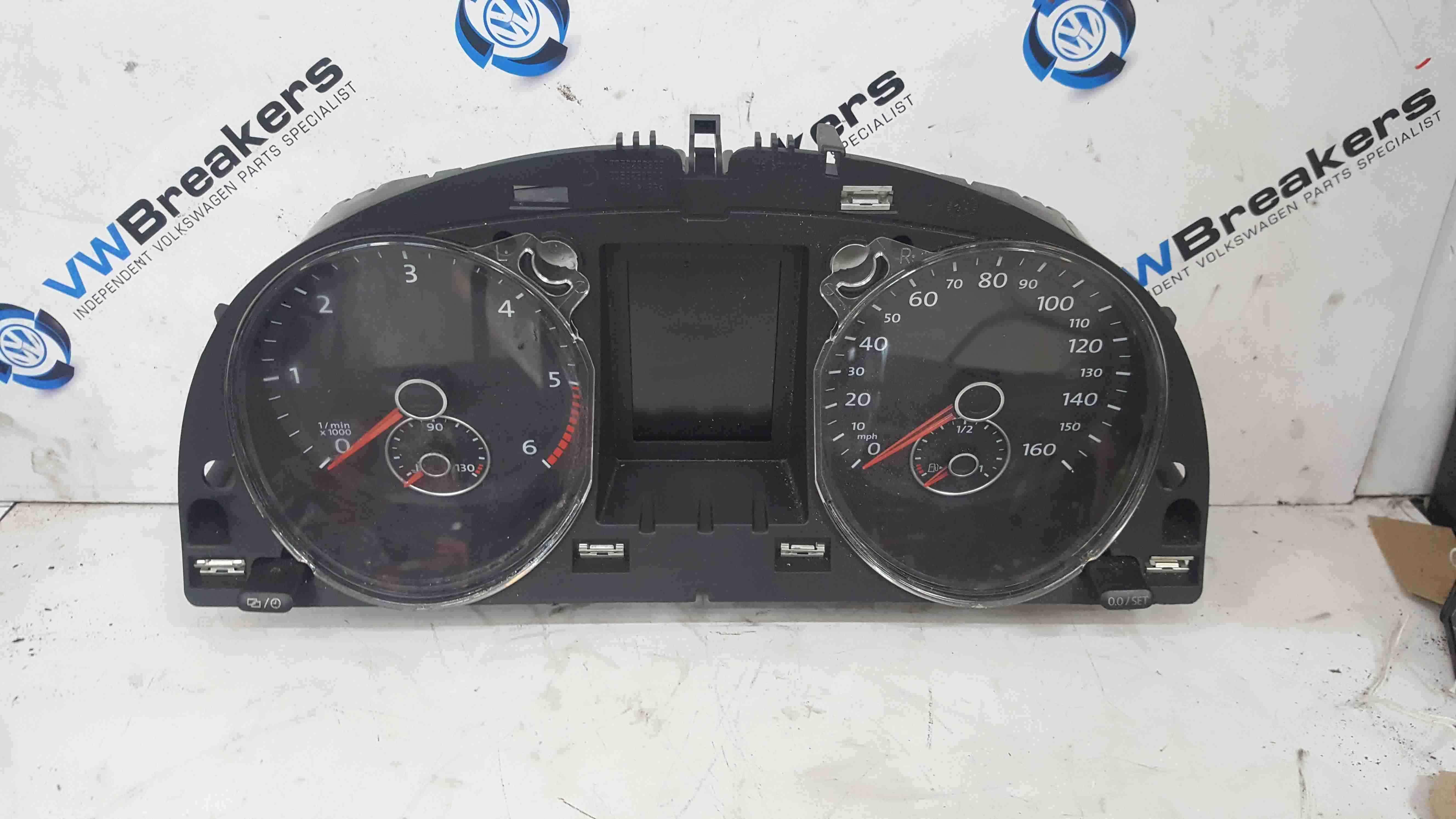Volkswagen Passat B7 2010-2015 Instrument Panel Dials Clocks 3AA920970J