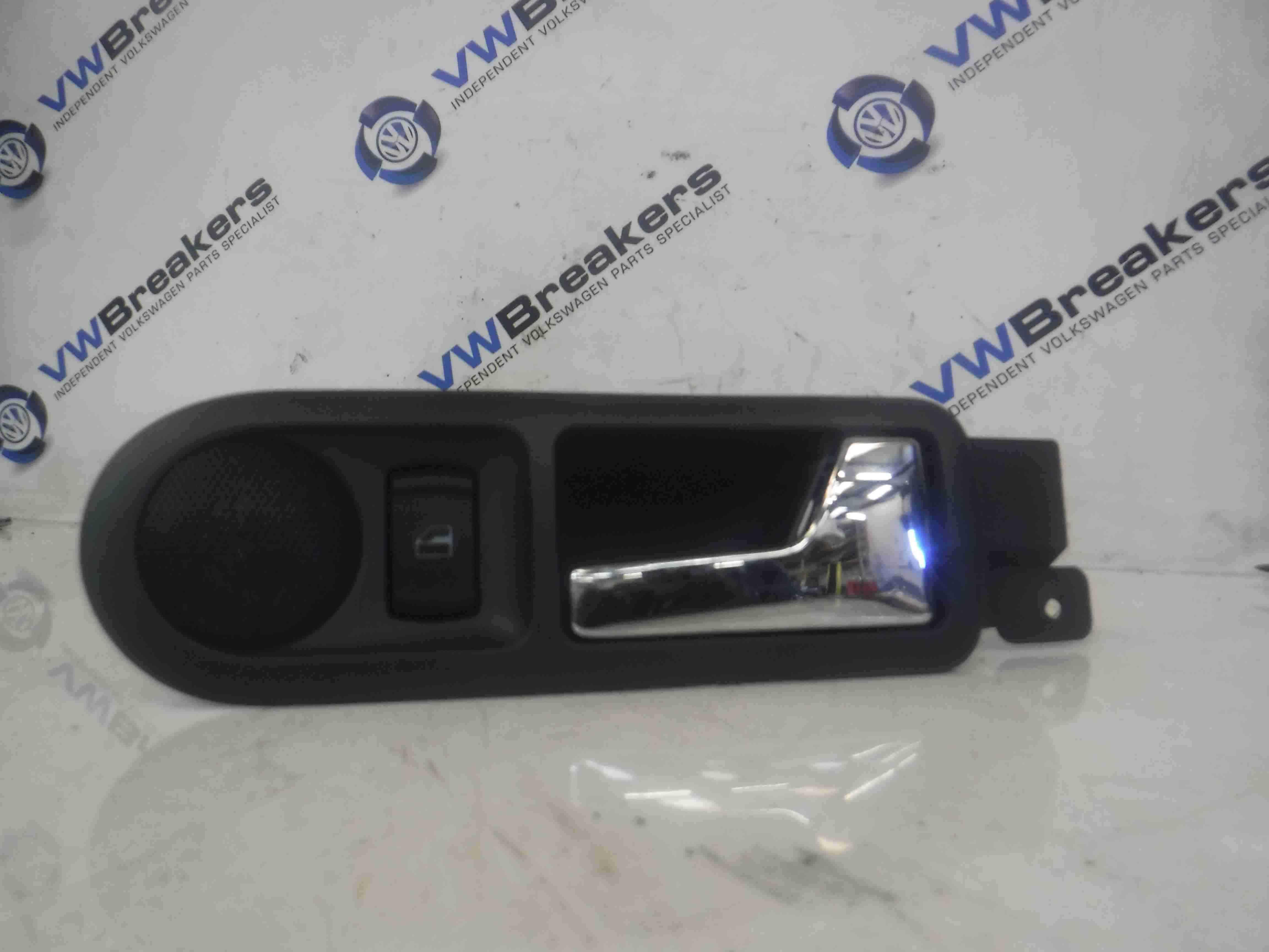 Volkswagen Passat Estate B5.5 2001-2005 Drivers OSR Rear Door Handle + Switch