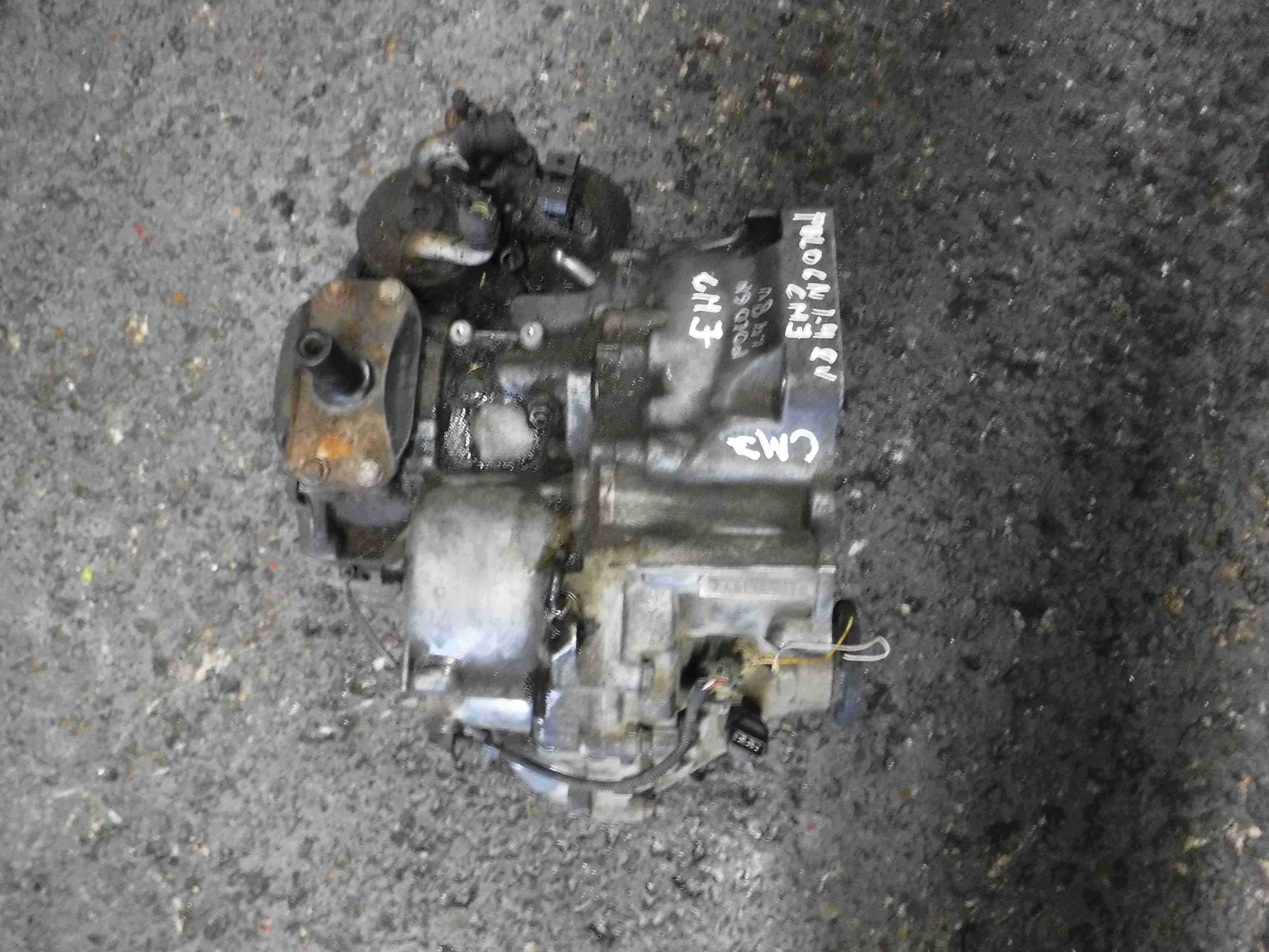 Volkswagen Polo 1995-1999 6N 1.4 8v Automatic Gearbox CMJ