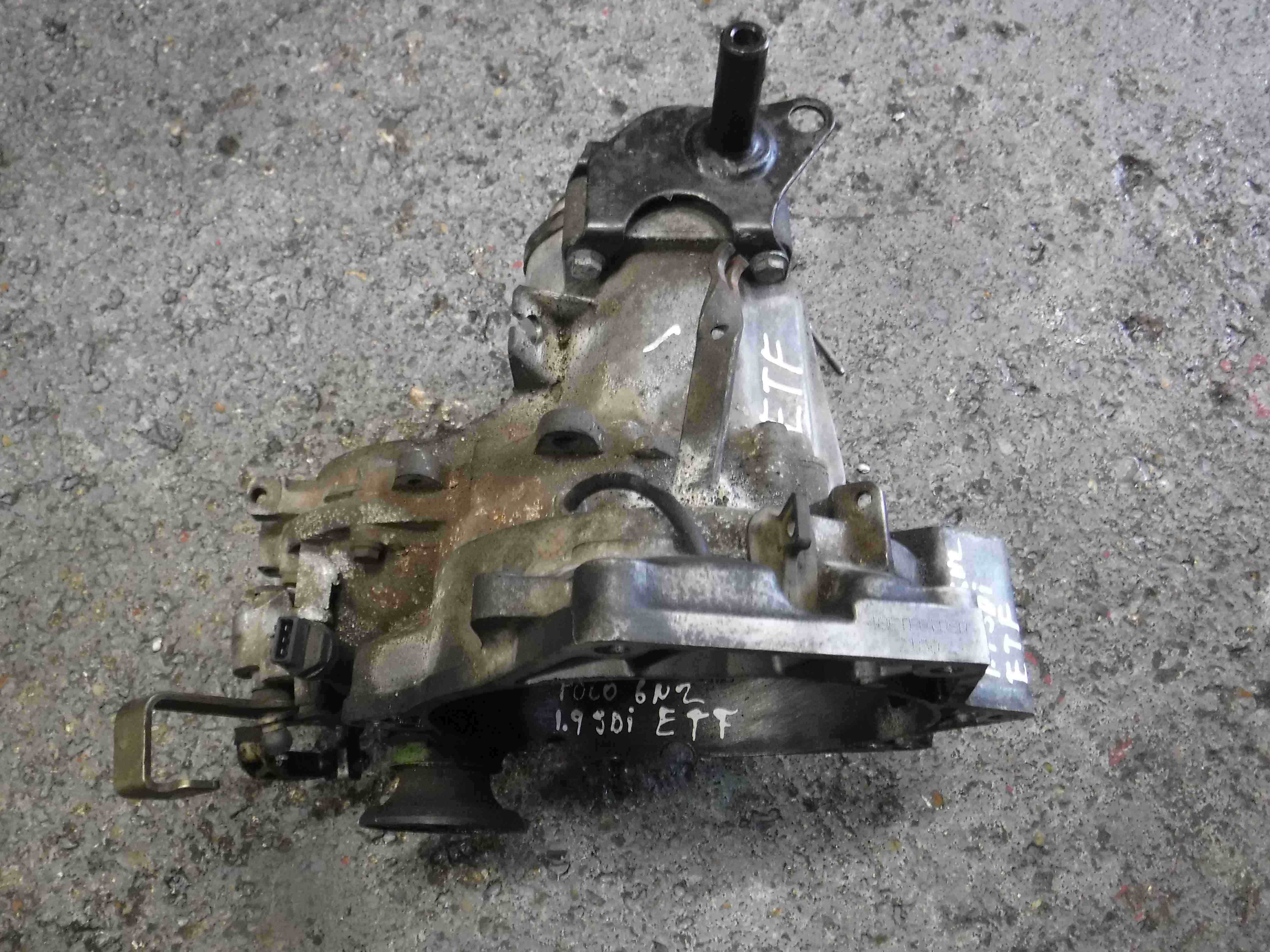 Volkswagen Polo 1999-2003 6N2 1.9 SDi Gearbox ETF