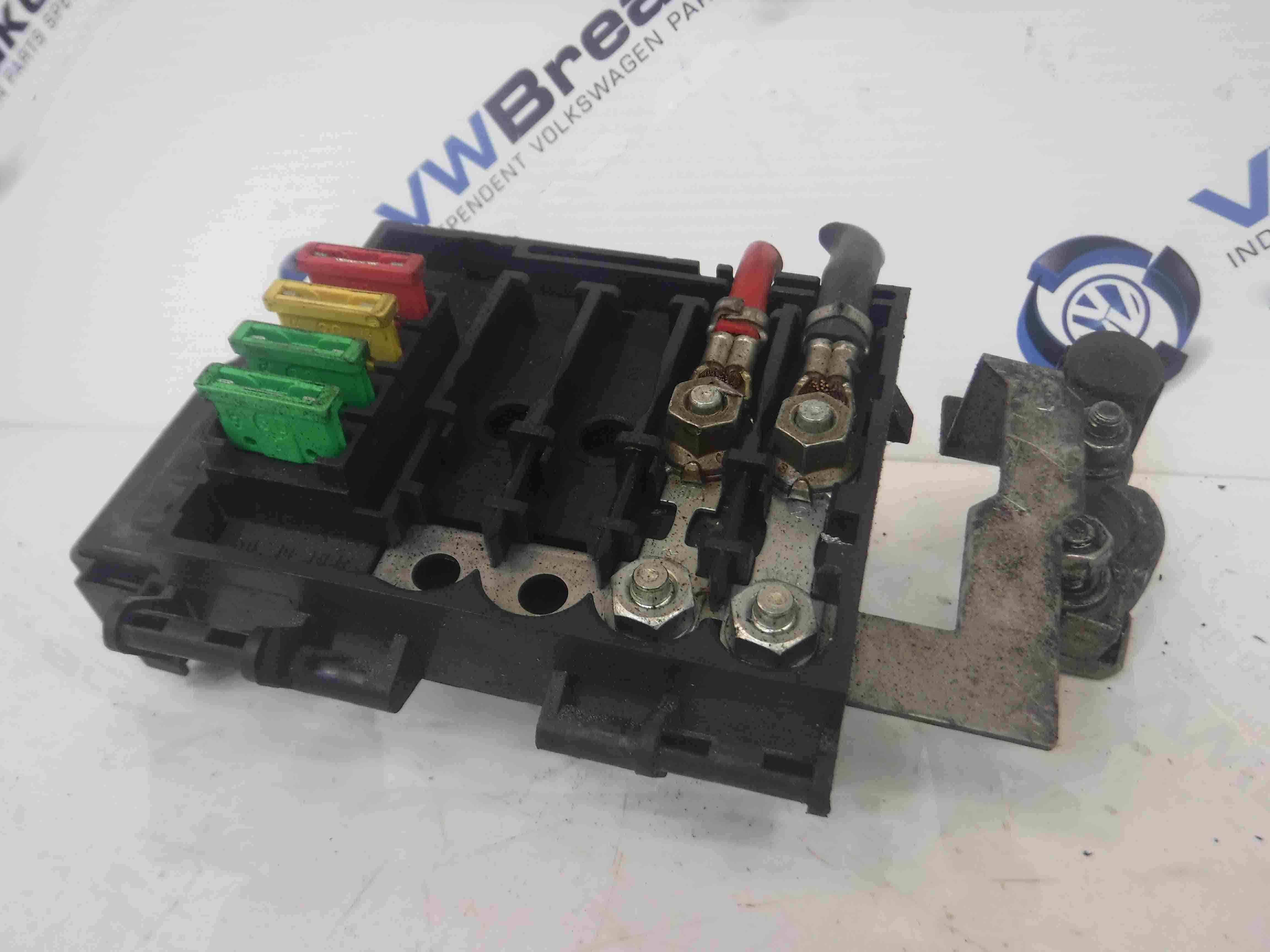 Battery Fuse Box