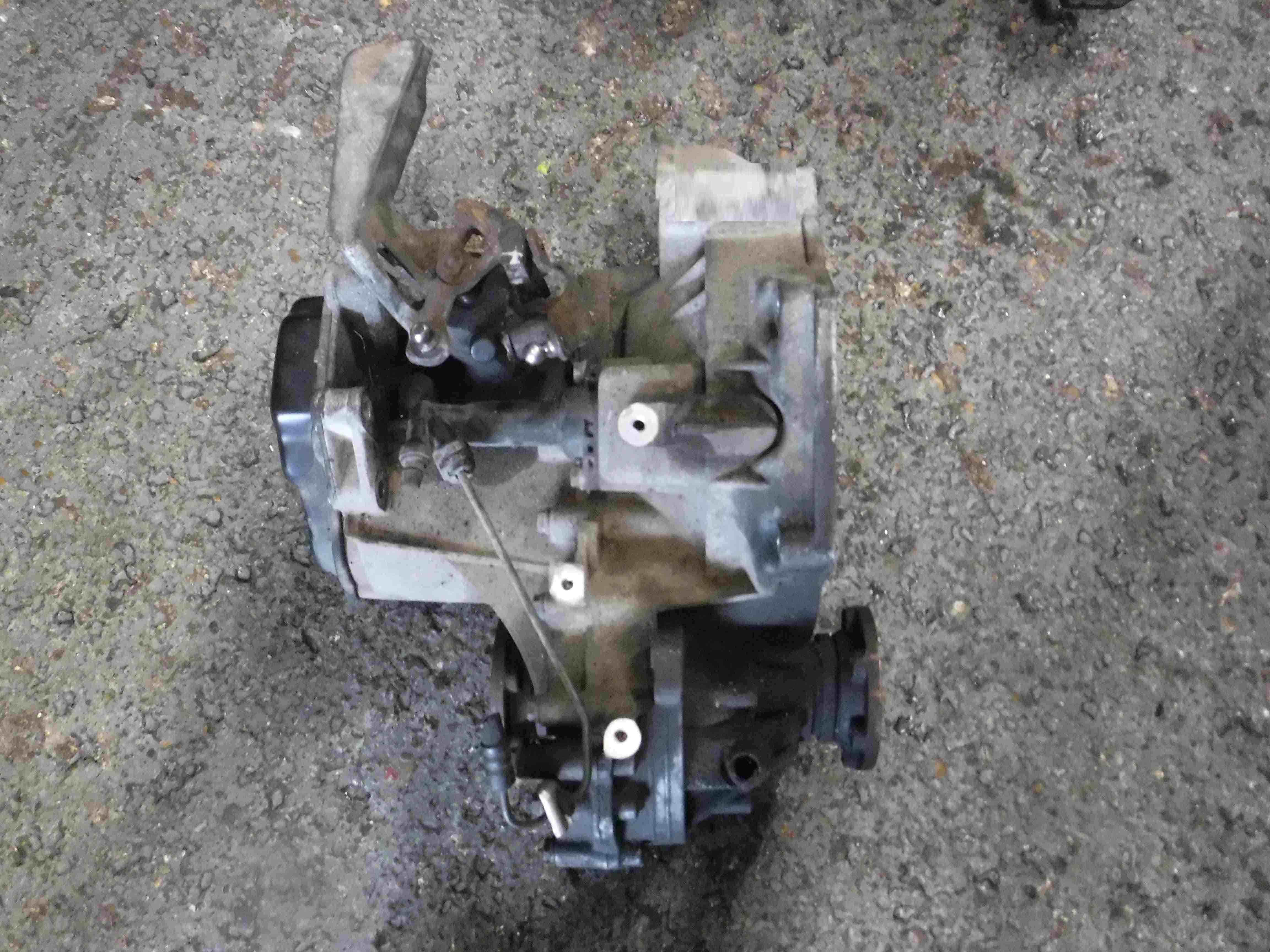 Volkswagen Polo 2003-2006 9N 1.4 tDi GGV Gearbox