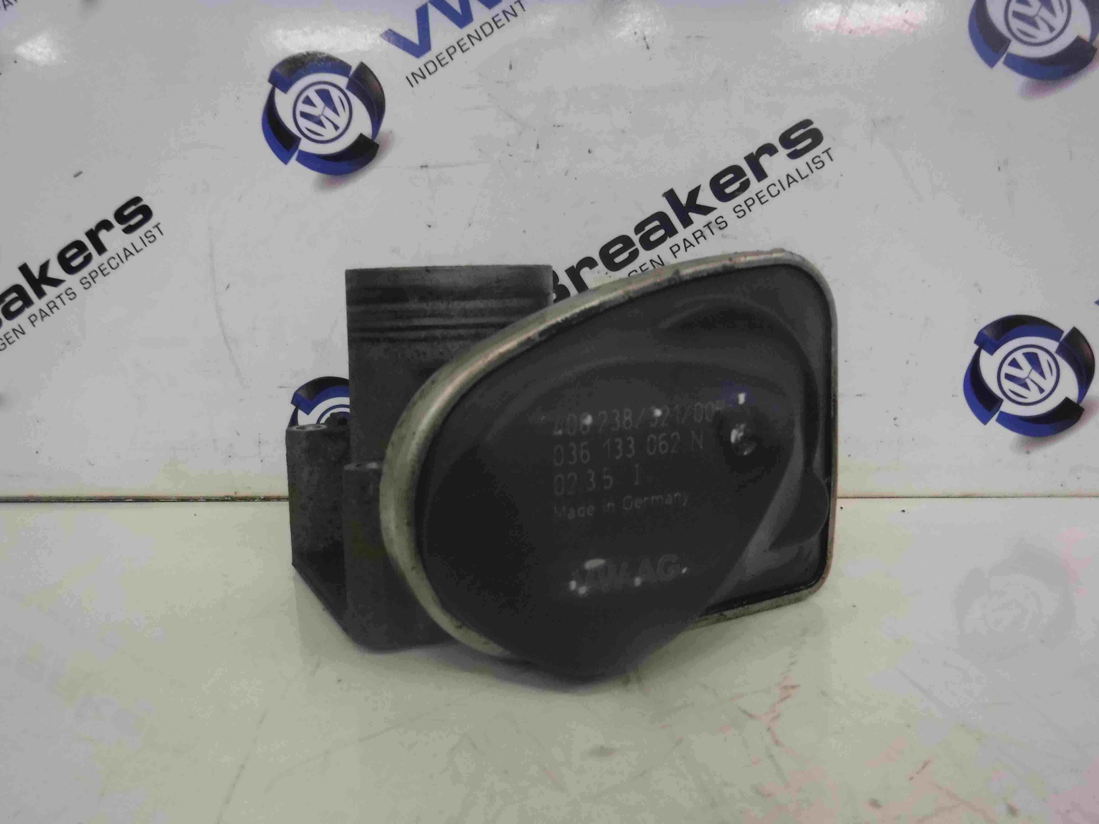 Volkswagen Polo 2003-2006 9N  1.2 6v Throttle Body 036133062N