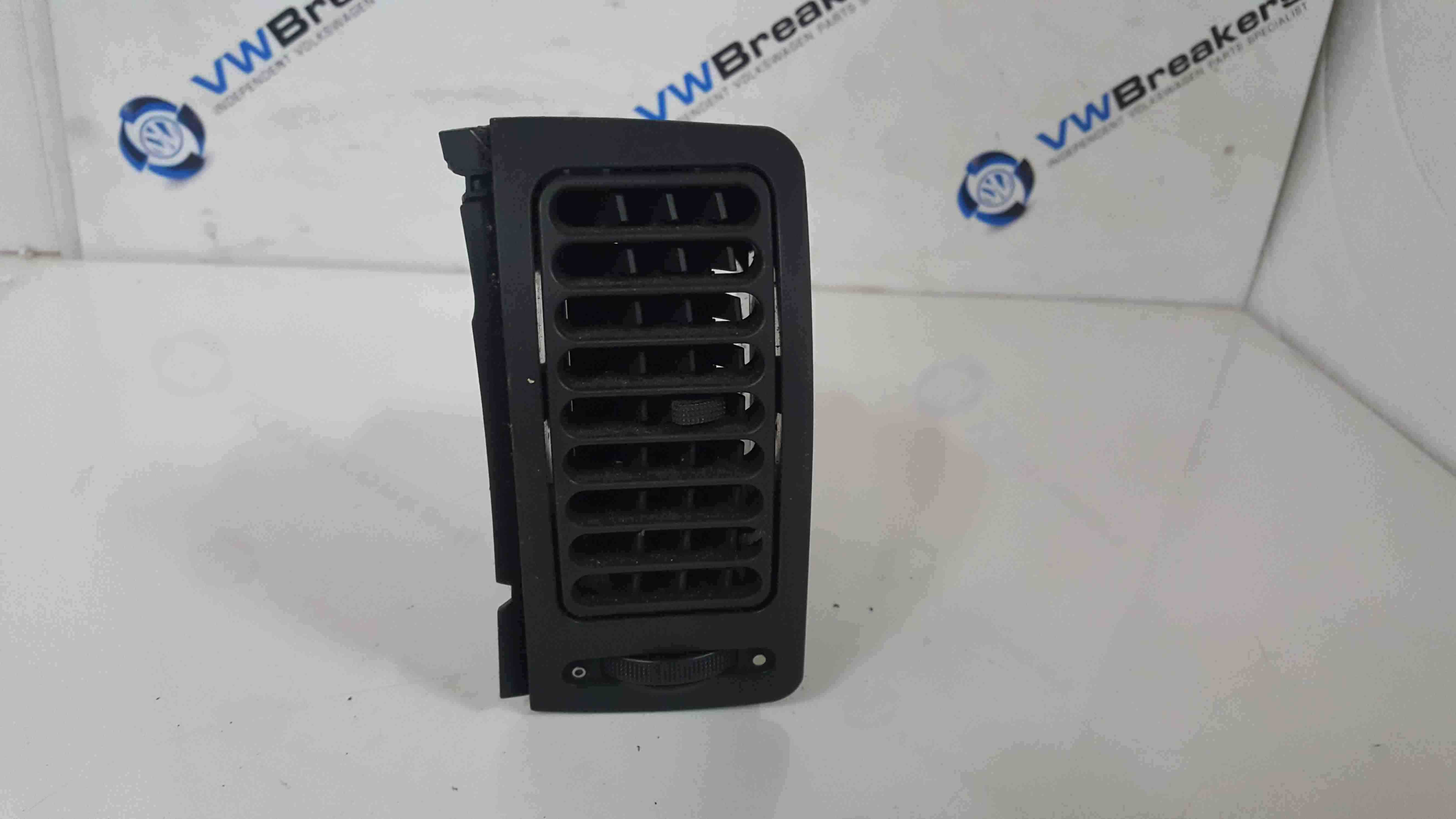 Volkswagen Polo 6N 1995-1999 Drivers OSF Front Heater Vent 6N2819709