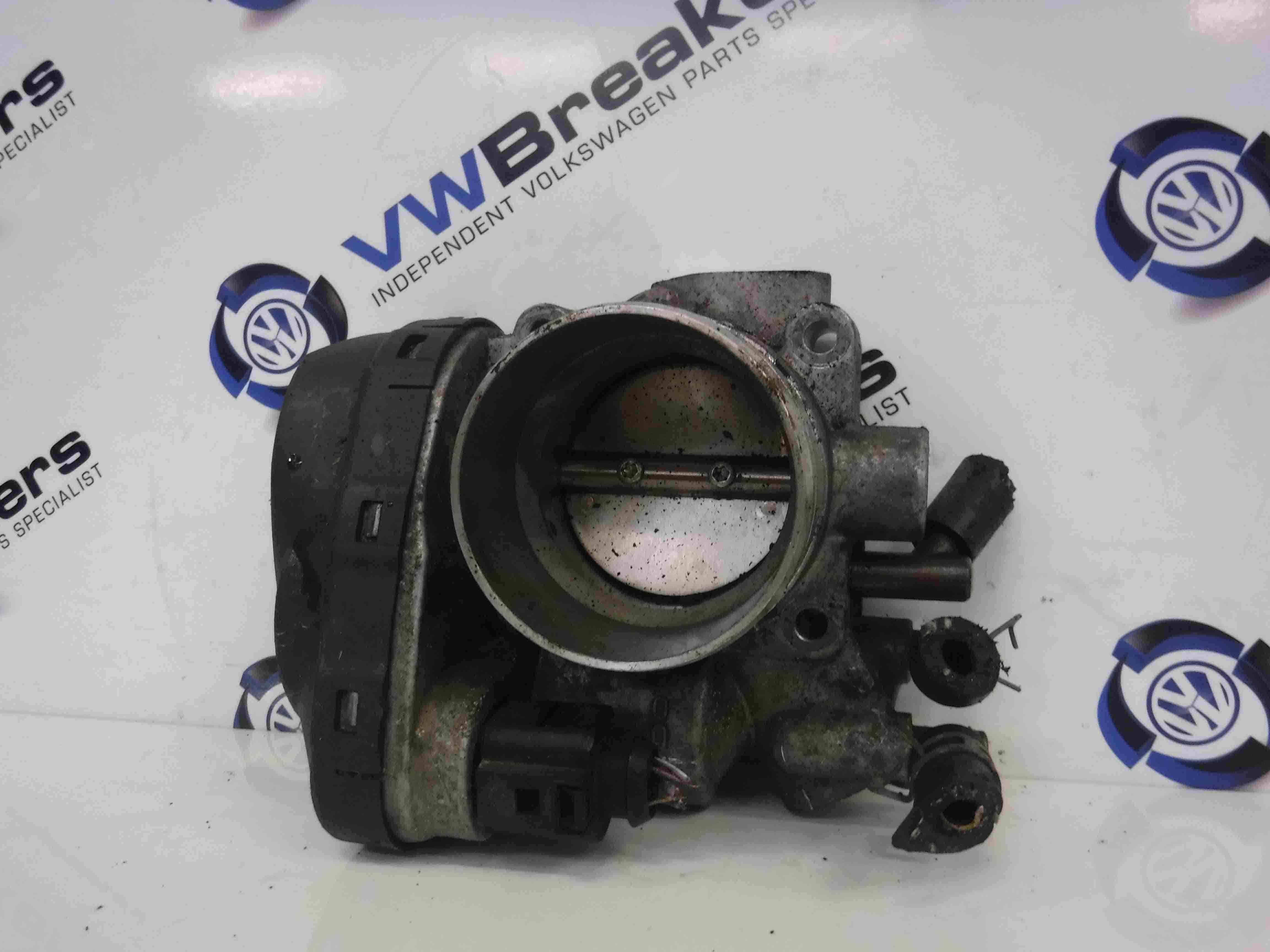 Volkswagen Polo 6N 1999-2003 1 6 8v Throttle Body 06A133062A