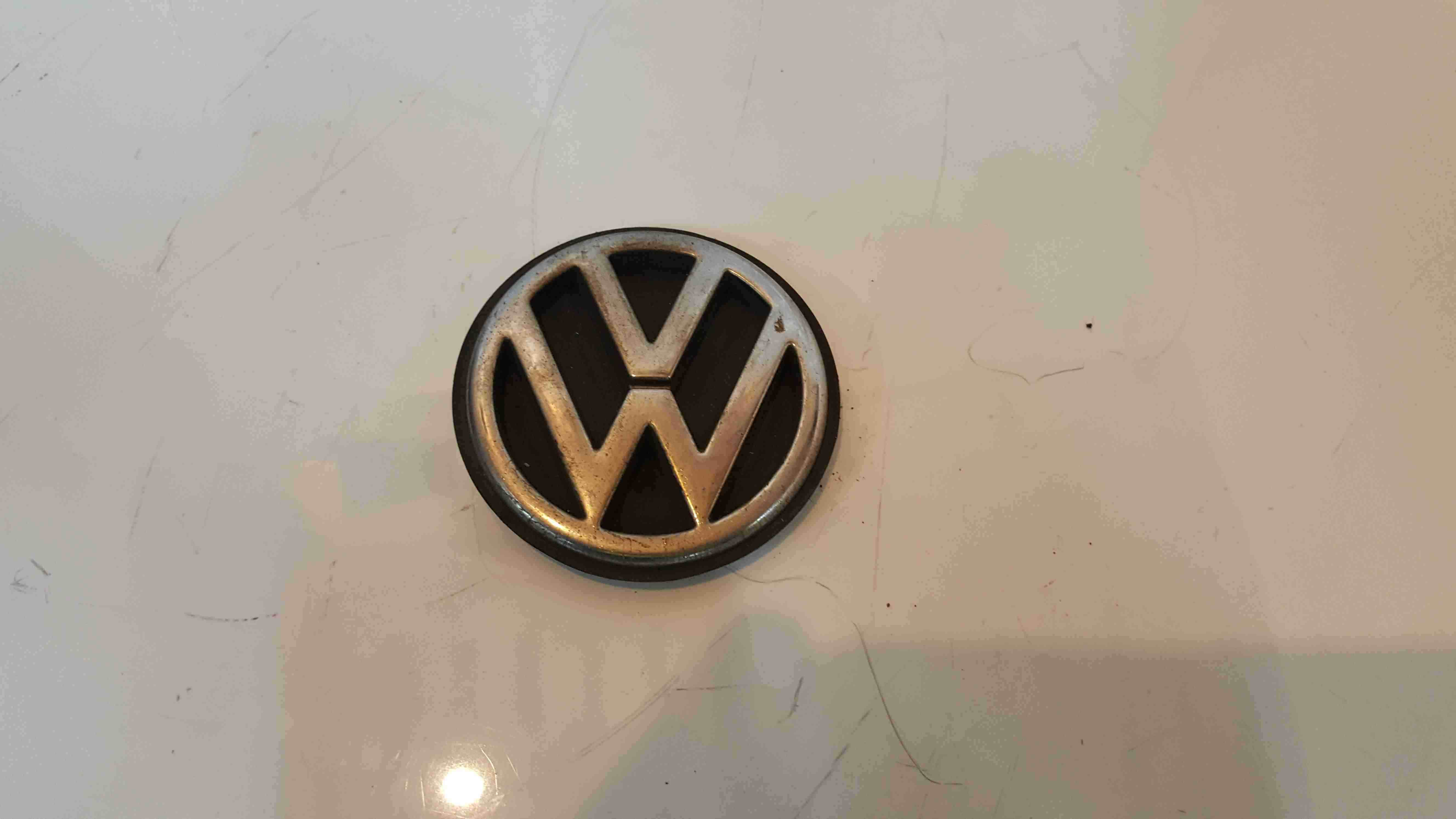 Volkswagen Polo 6N2 1995-1999 Rear Boot Badge VW 3A9853630