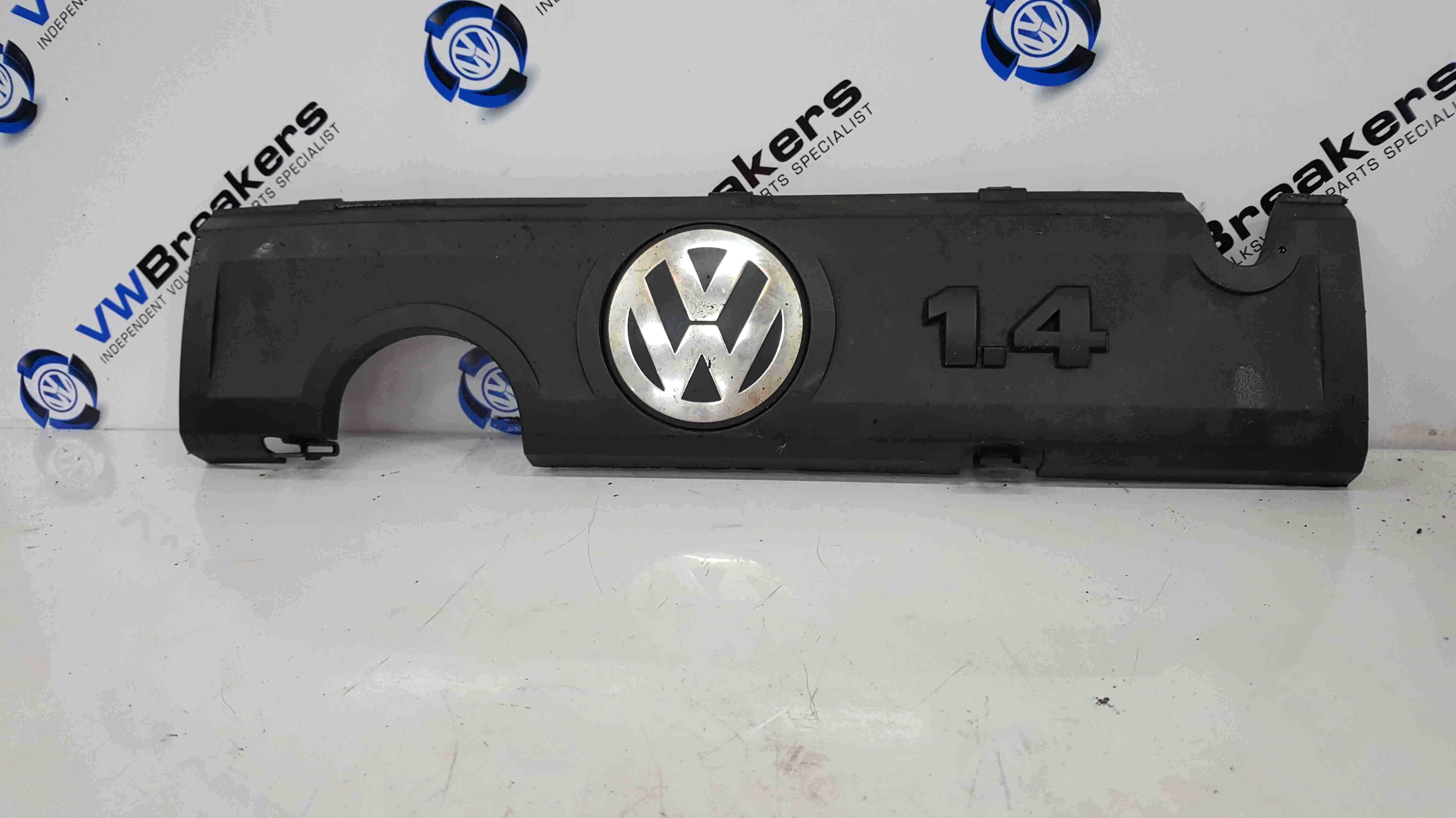 Volkswagen Polo 6R 2009-2014 1.4 Engine Cover Plastic 03C103925AT