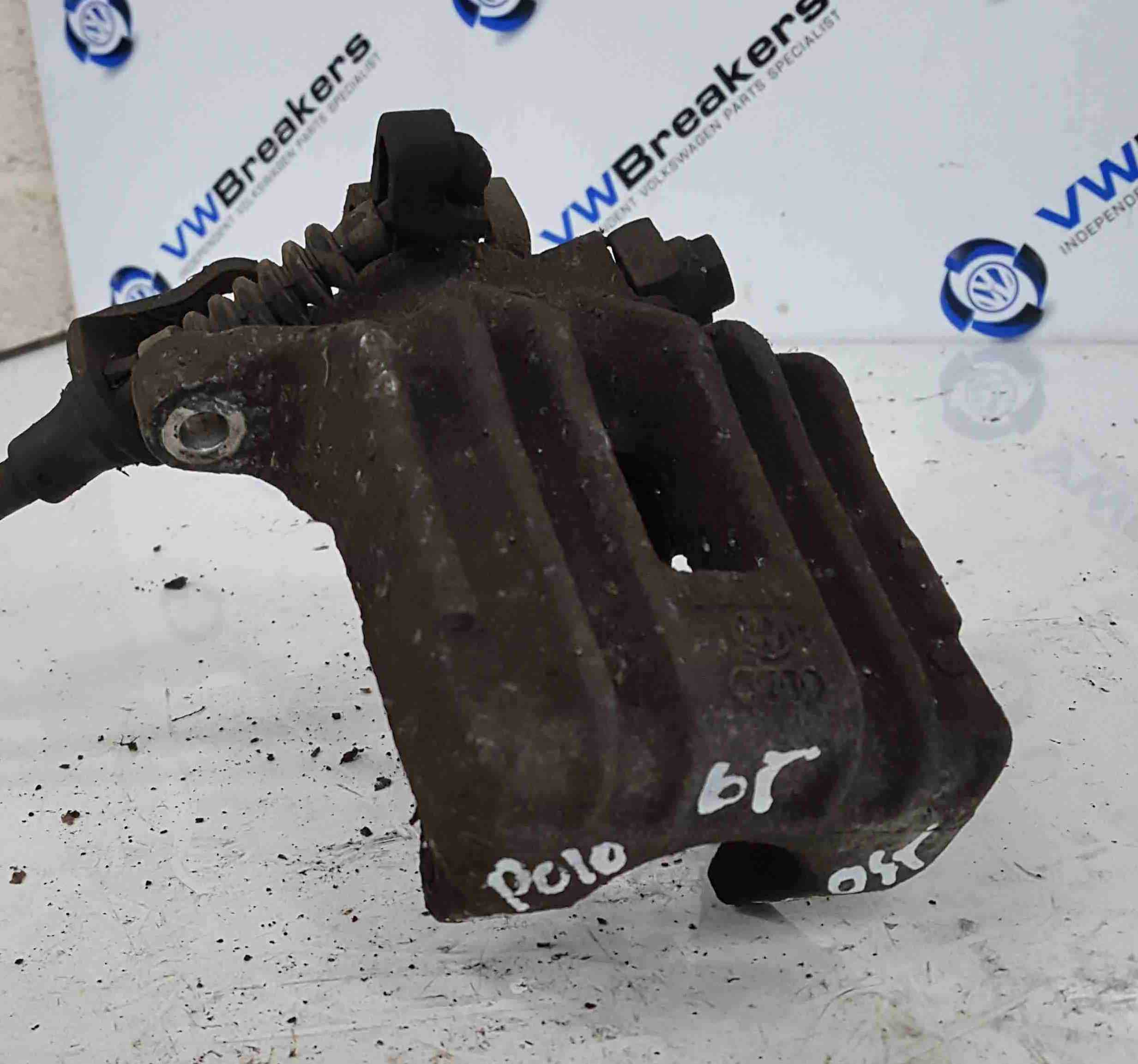 Volkswagen Polo 6R 2009-2014 Drivers OSR Rear Brake Caliper