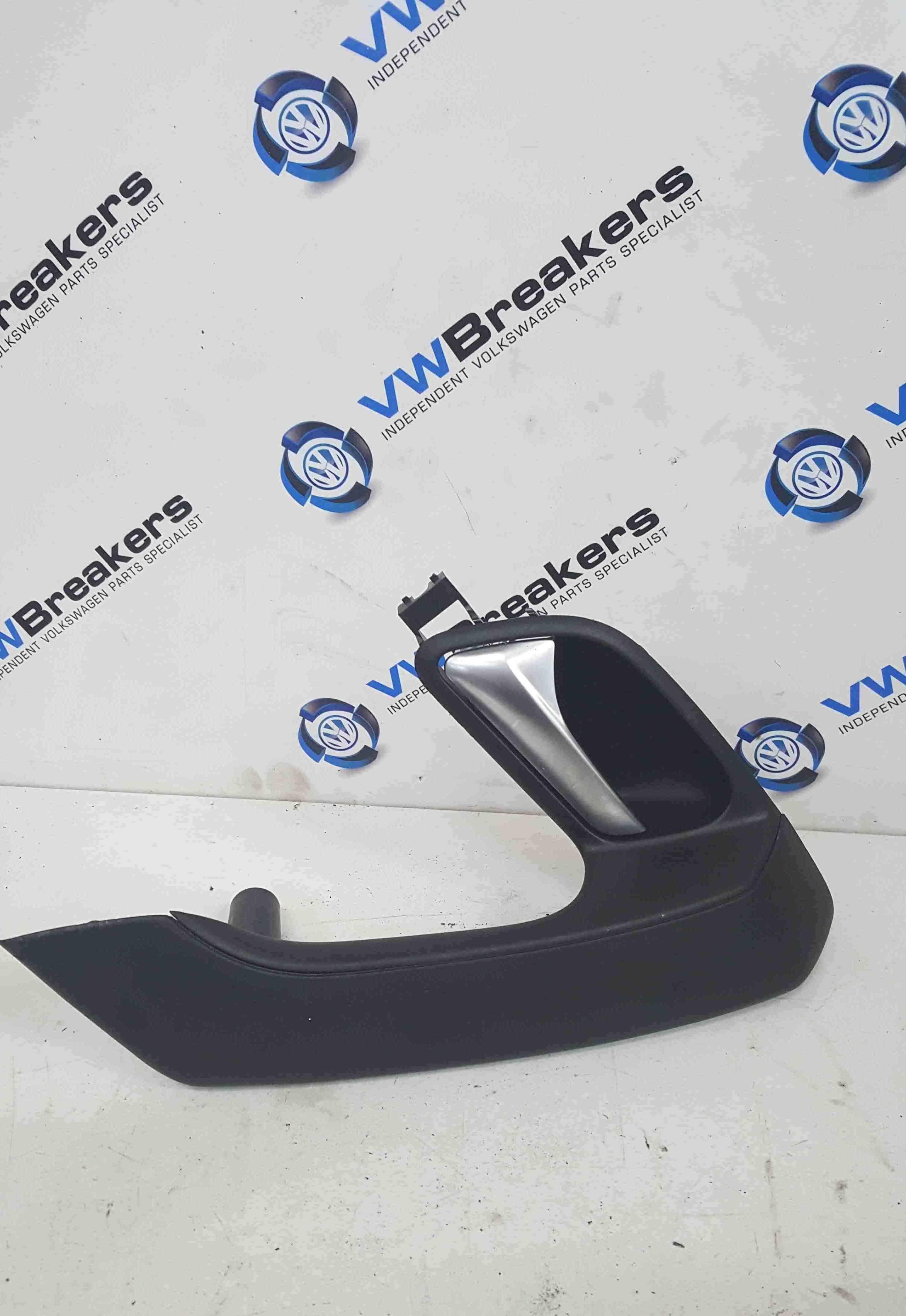 Volkswagen Polo 6R 2009-2014 Passenger NSR Rear Door Handle Grab 6R0867179K